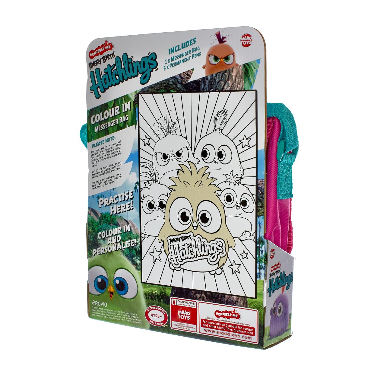Hatchlings Messenger Bag