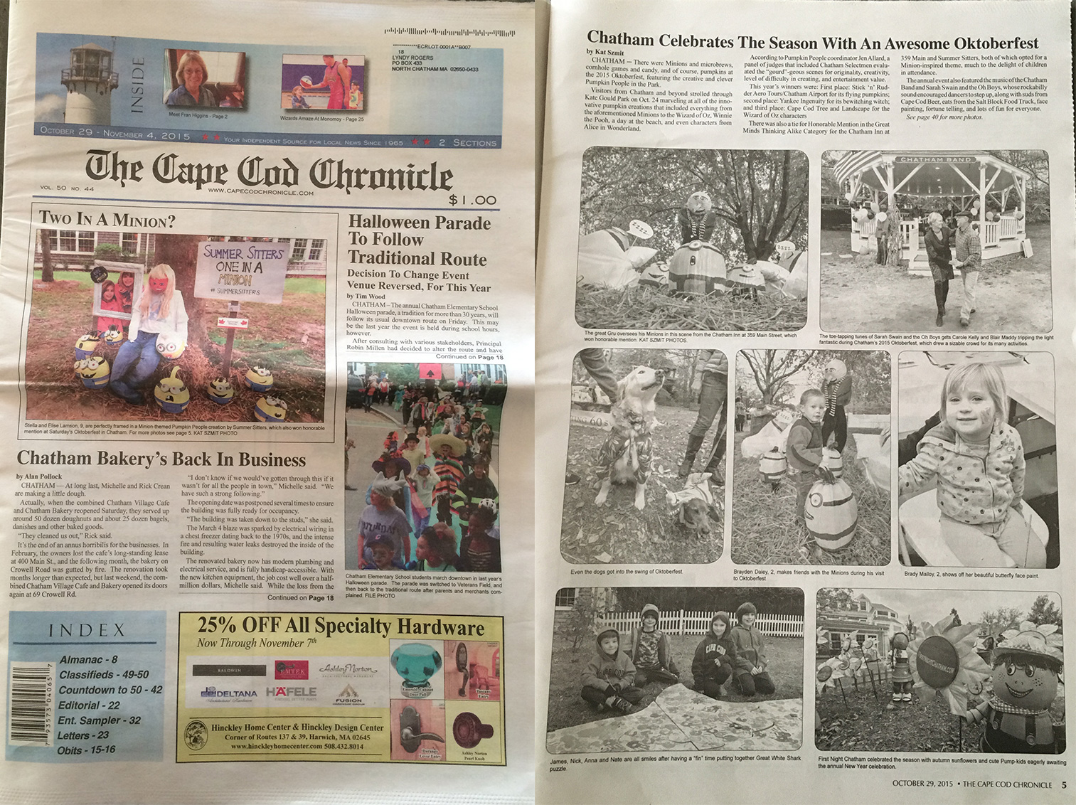 The Cape Cod Chronicle