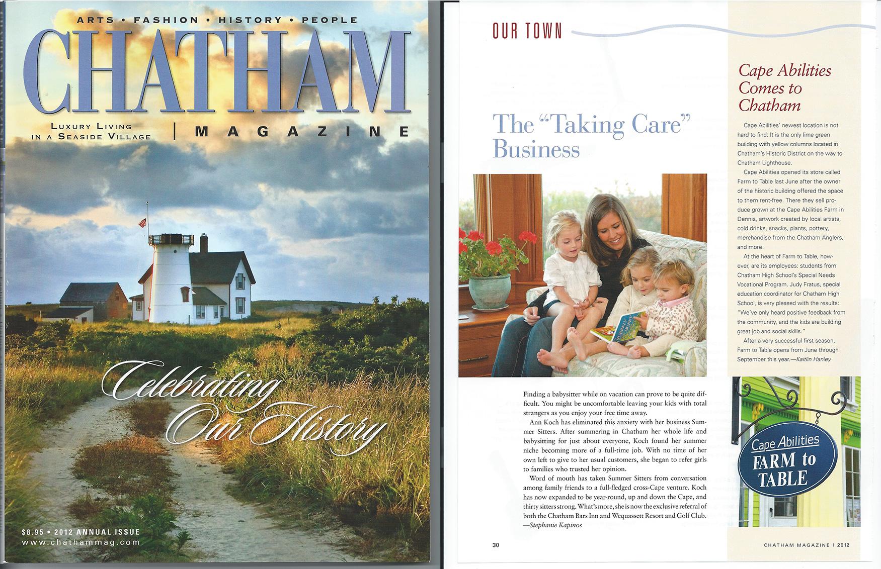 Chatham Magazine