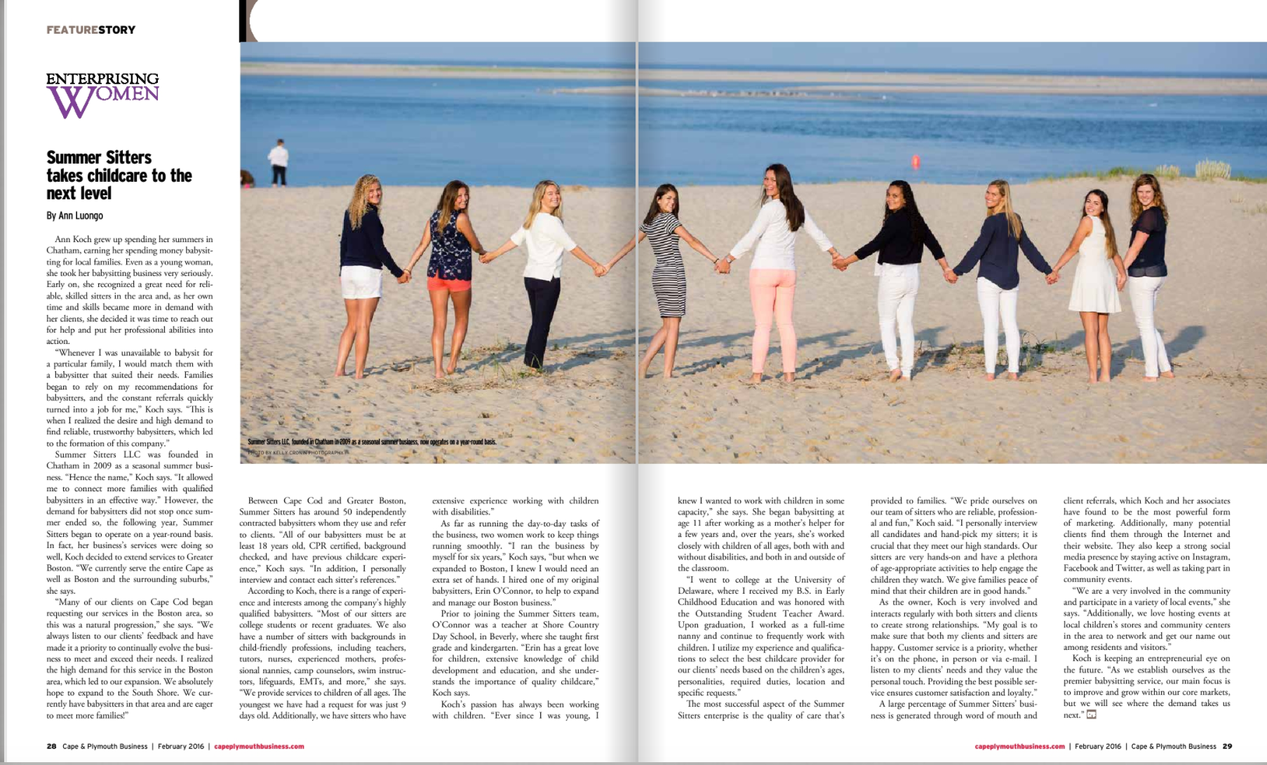 Cape & Plymouth Business Magazine