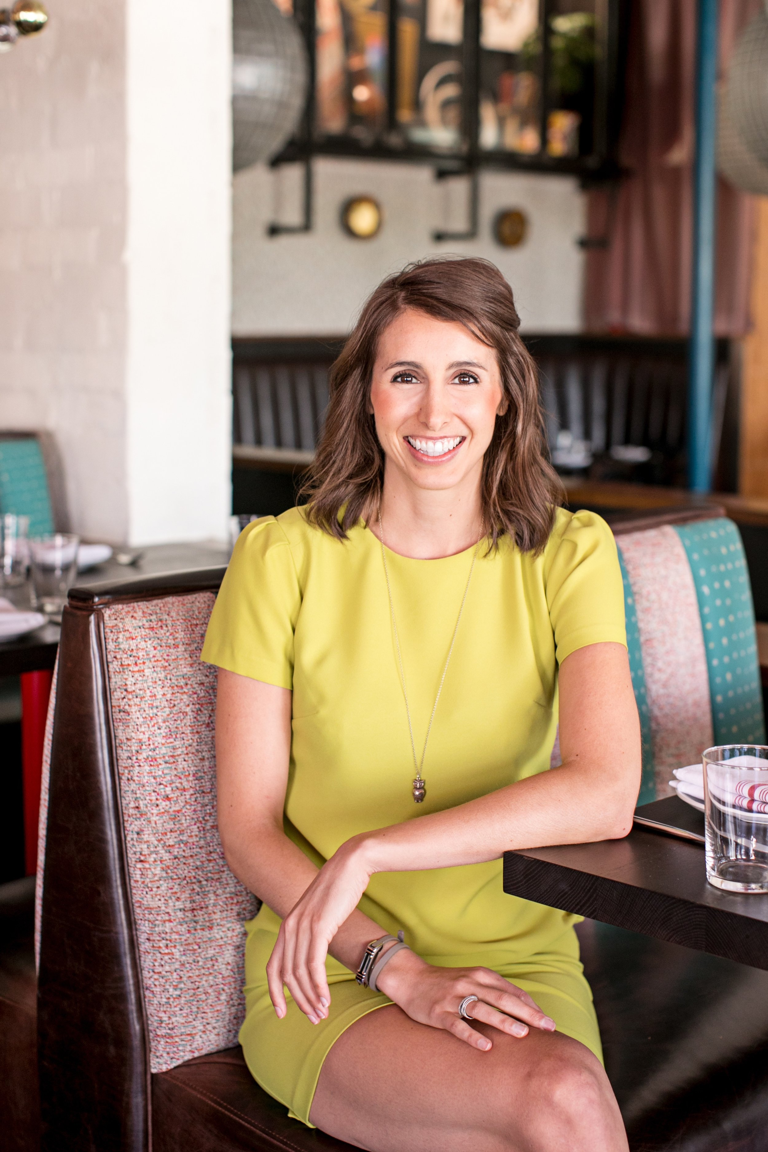 As co-owner of Castellucci Hospitality Group and General Manager of Bar Mercado and Recess, Stephanie Castellucci oversees day-to-day operations of the restaurant, while also overseeing operational and staffing affairs of Castellucci Hospitality Group's four other concepts including Cooks & Soldiers, Double Zero, Sugo and The Iberian Pig.  Stephanie began working at her family's original outpost of Sugo in middle school and continued while visiting home during college. She received her formal training at the School of Hotel Administration at Cornell University and graduated in 2009. After graduation, Stephanie returned to Atlanta and formally began her career with the Castellucci Hospitality Group as the General Manager of Sugo. In 2011, she left Sugo to serve as the General Manager of Double Zero in its original Sandy Springs location. Five years later, Double Zero successfully moved to Emory Village and introduced a refreshed, modern Italian menu.  Fun Fact: Stephanie is passionate about wine, her Peloton bike, and Levain cookies.