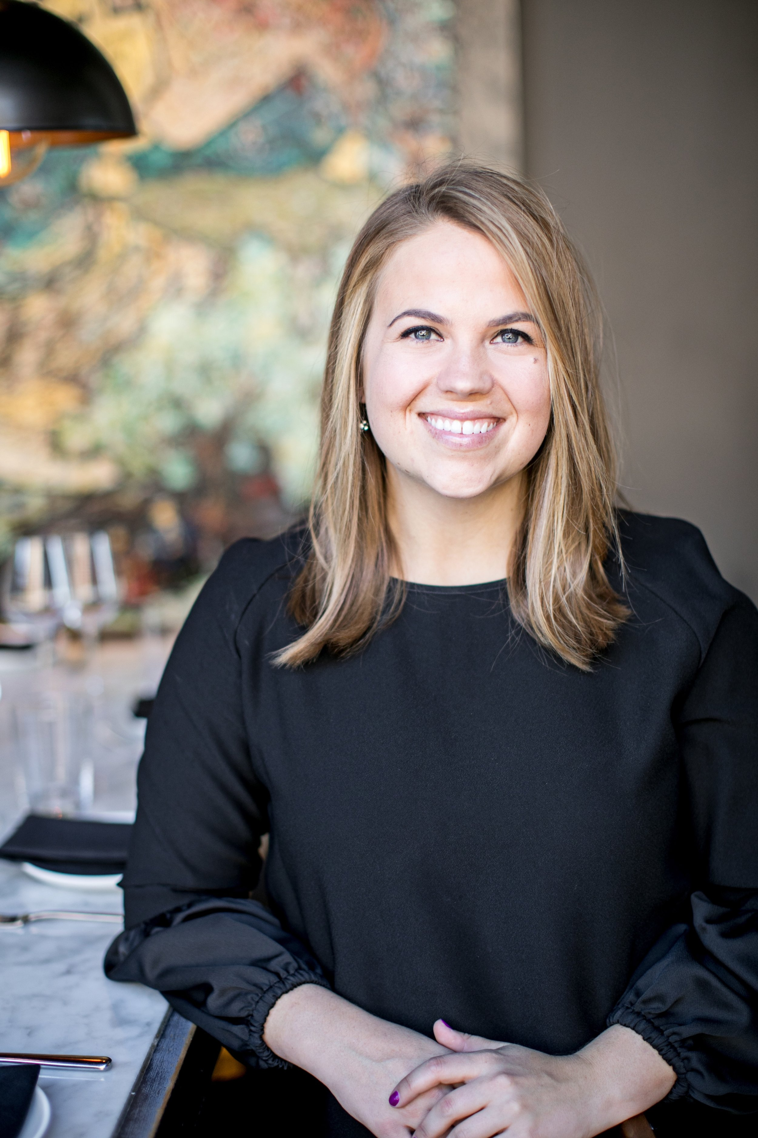 Born in Rochester, New York, Sydney Cummiskey has been with CHG since October 2012. She started with the company as a hostess at Double Zero in Sandy Spring and quickly expanded her role beyond restaurant operations to additional corporate level tasks. She assumed management of all CHG's social media accounts in 2013 and in 2016 was promoted to Marketing Manager. In her current role, she is responsible for the creation and usage of all CHG branded collateral, email marketing, overseeing CHGs digital and social presence as well as assisting in the strategic direction of CHG's marketing direction. Sydney additionally manages our marketing intern program.  Sydney graduated from Savannah College of Art and Design - Atlanta with a B.F.A. in Fashion Marketing and Management.  Fun Fact: Sydney is a licensed Esthetician.