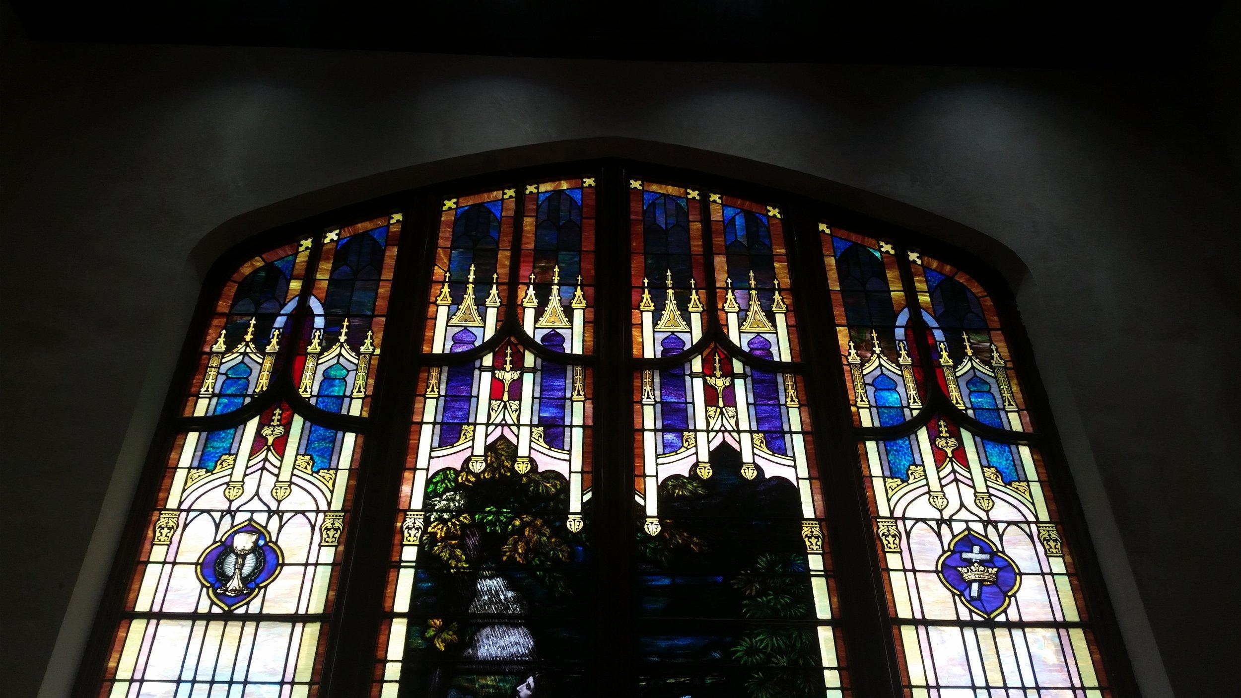 Church Plaster Restoration