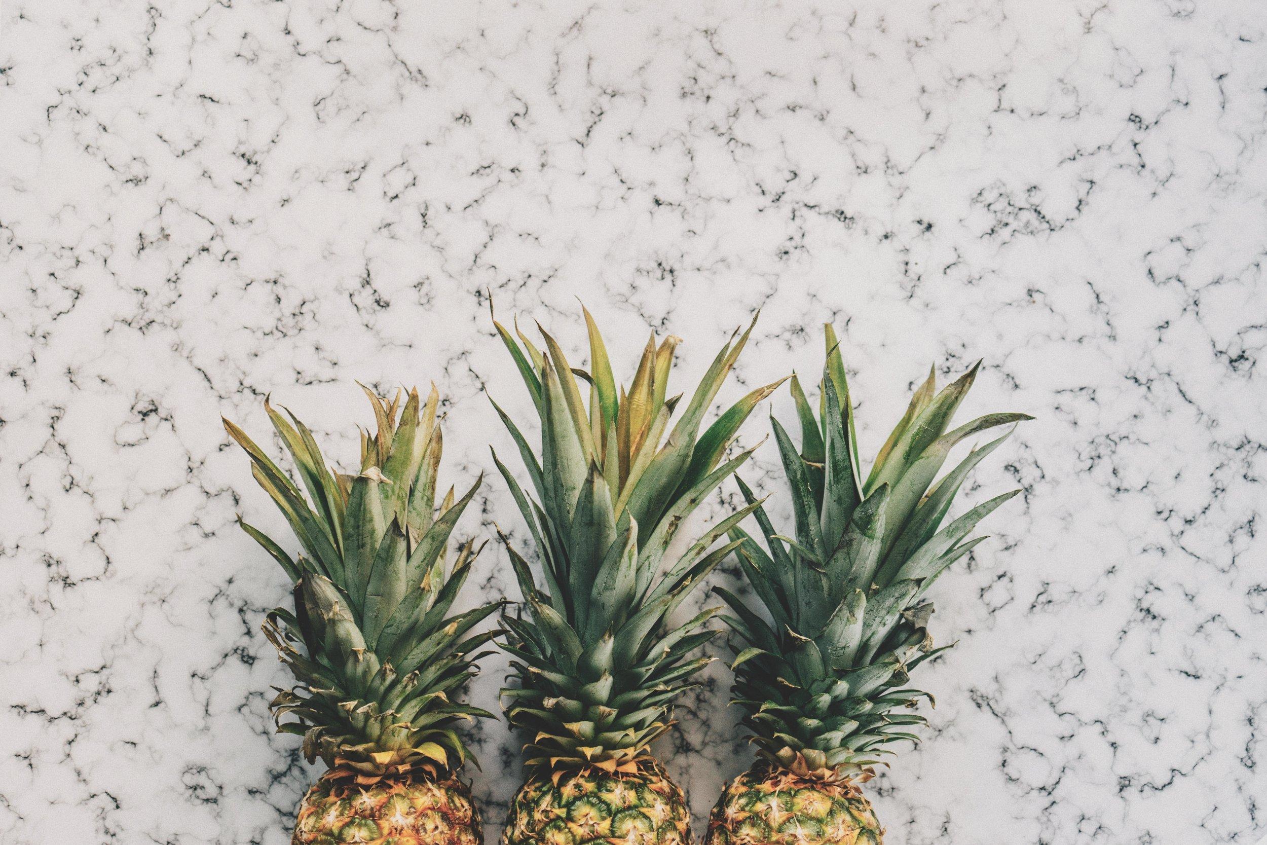 pineapples on marble .jpg