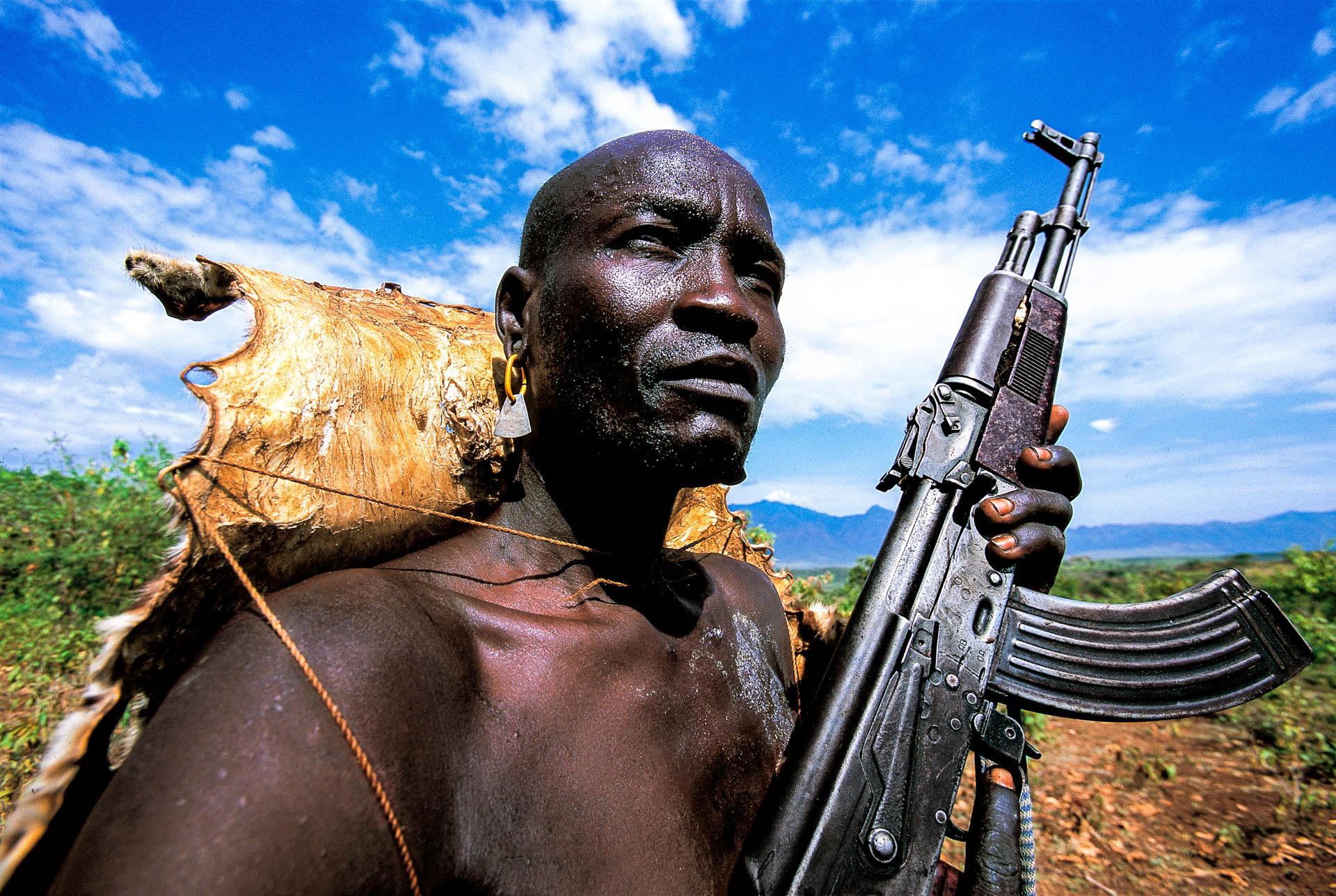 Welè Ghida, hunter from Kormu.