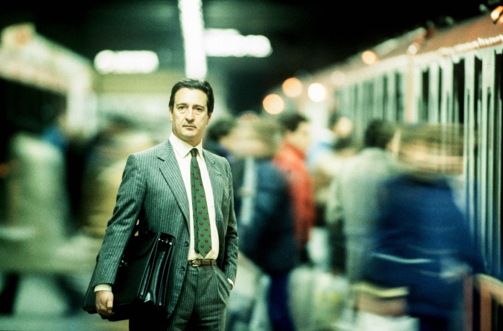 Milan, Italy - 2 February 1988Duke De Vargas Machuca Diego© GIANNI GIANSANTI