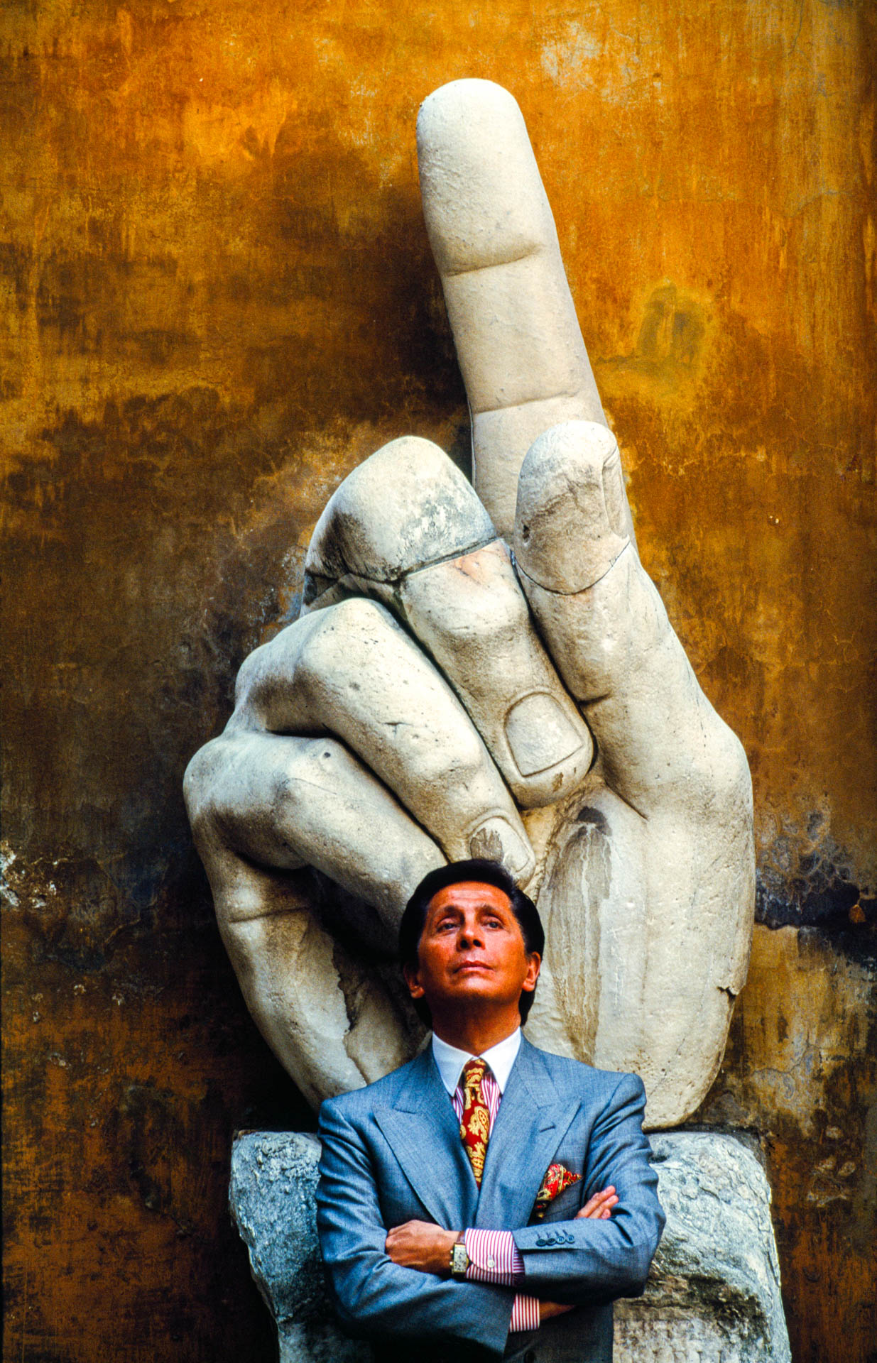 Rome, Italy - 28 May 1991