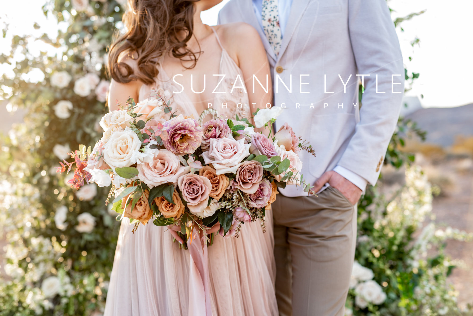 Las Vegas Desert wedding Suzanne Lytle Photography