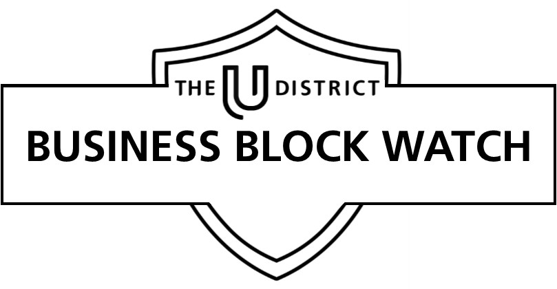 U District Business Block Watch