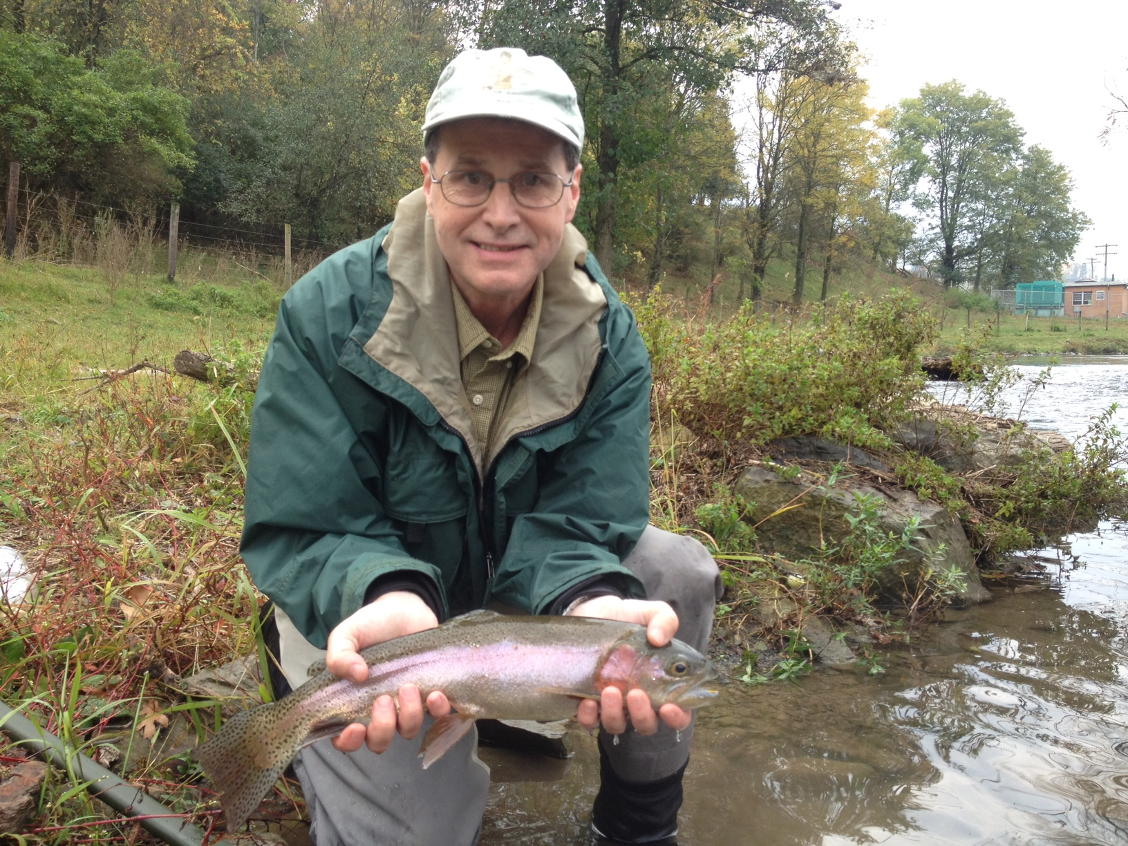 "Kerry Lanza  Hi, I am Kerry Lanza. I live in southeastern Pennsylvania with my wife Barbara. Our home is about an hour drive northwest of Philadelphia in rural ""Pennsylvania Dutch"" country. Growing up in the country, we had plenty of opportunity to fish, for anything, and anywhere. Having found fly fishing over 30 years ago, I find it a great way to connect with the wildness of the place. Fly fishing is now my true passion. For me, teaching is my way of giving back to a sport that has given me so much. Passing the passion to another generation helps to preserve trout fisheries for future generations."