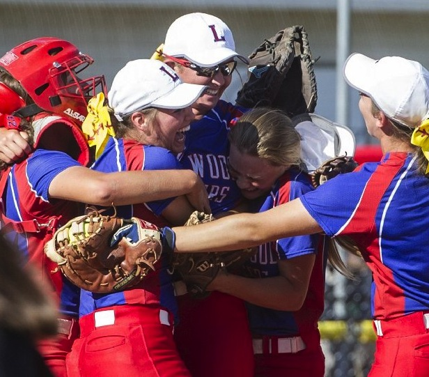 Lakewood Softball - Team of the Year