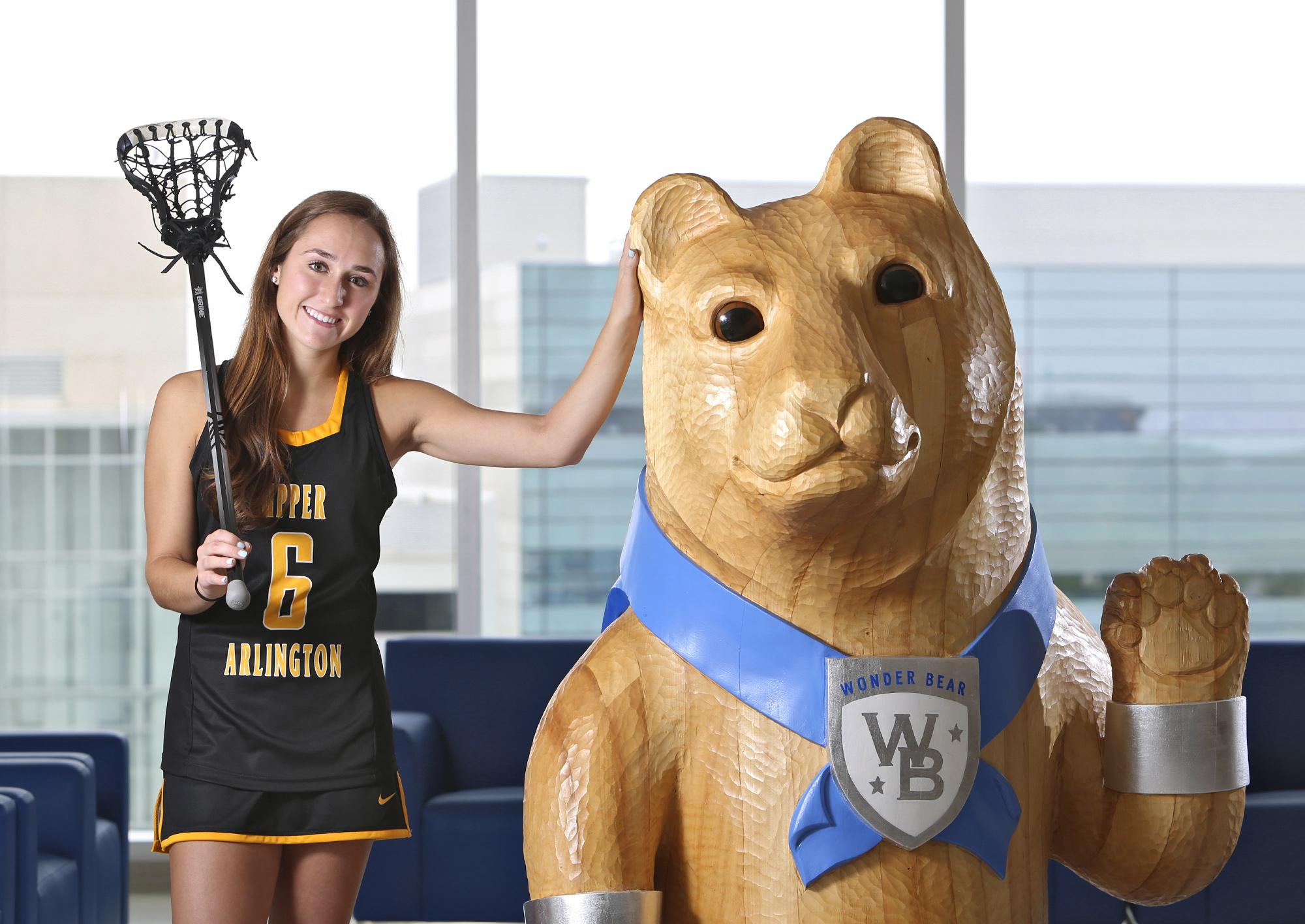 Anna Schildmeyer - Wolfe Associates First Runner-Up Female