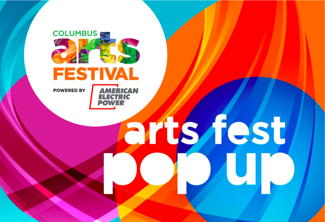 columbus arts festival pop-up arts fest