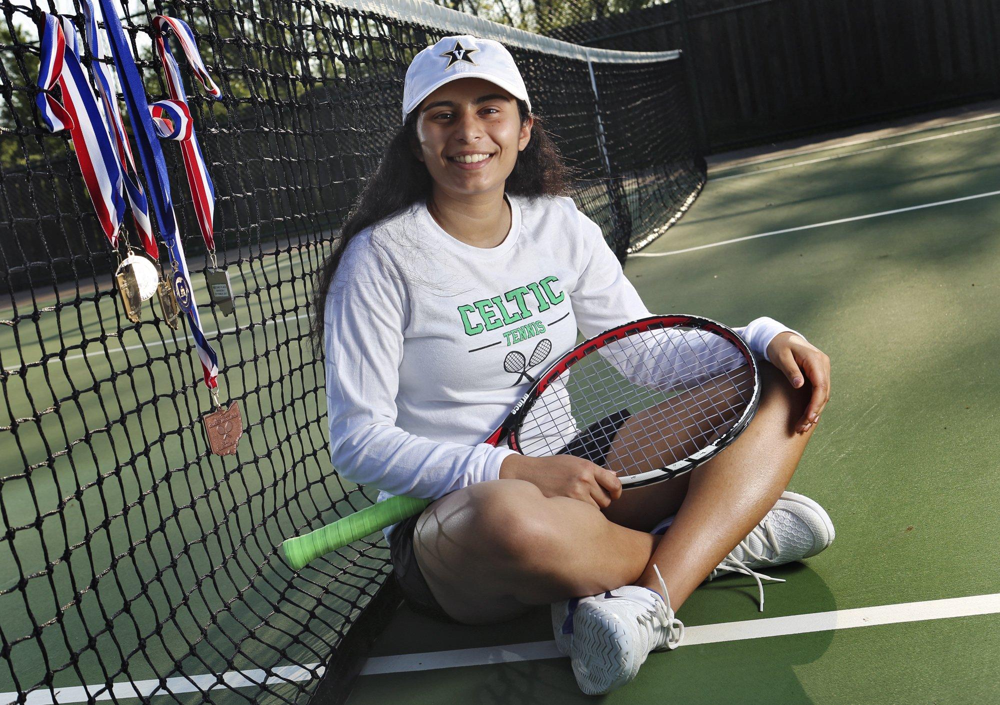 Neha Dudipala - Wolfe Associates First Runner-Up Female