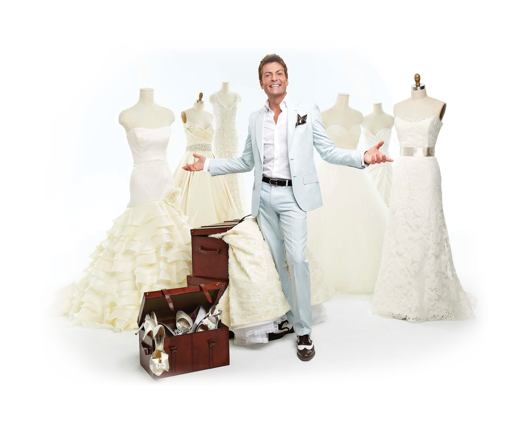 - You can win a VIP Meet & Greet with the star of Say Yes to the Dress and Randy to the Rescue, TLC's Randy Fenoli! Enter through the Bridal Registry at the show and 30 brides will win!