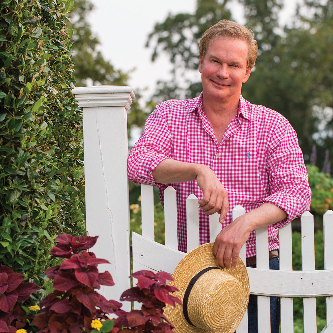 P. Allen Smith | Sep. 7 - See renowned horticulturalist and TV personality P. Allen Smith, known for his PBS programs and six books. Appearing on the Simple Bath / Simple Kitchen HOME STAGE Sat. Sep. 7 at 1:30 p.m. Plus get a selfie with him after.