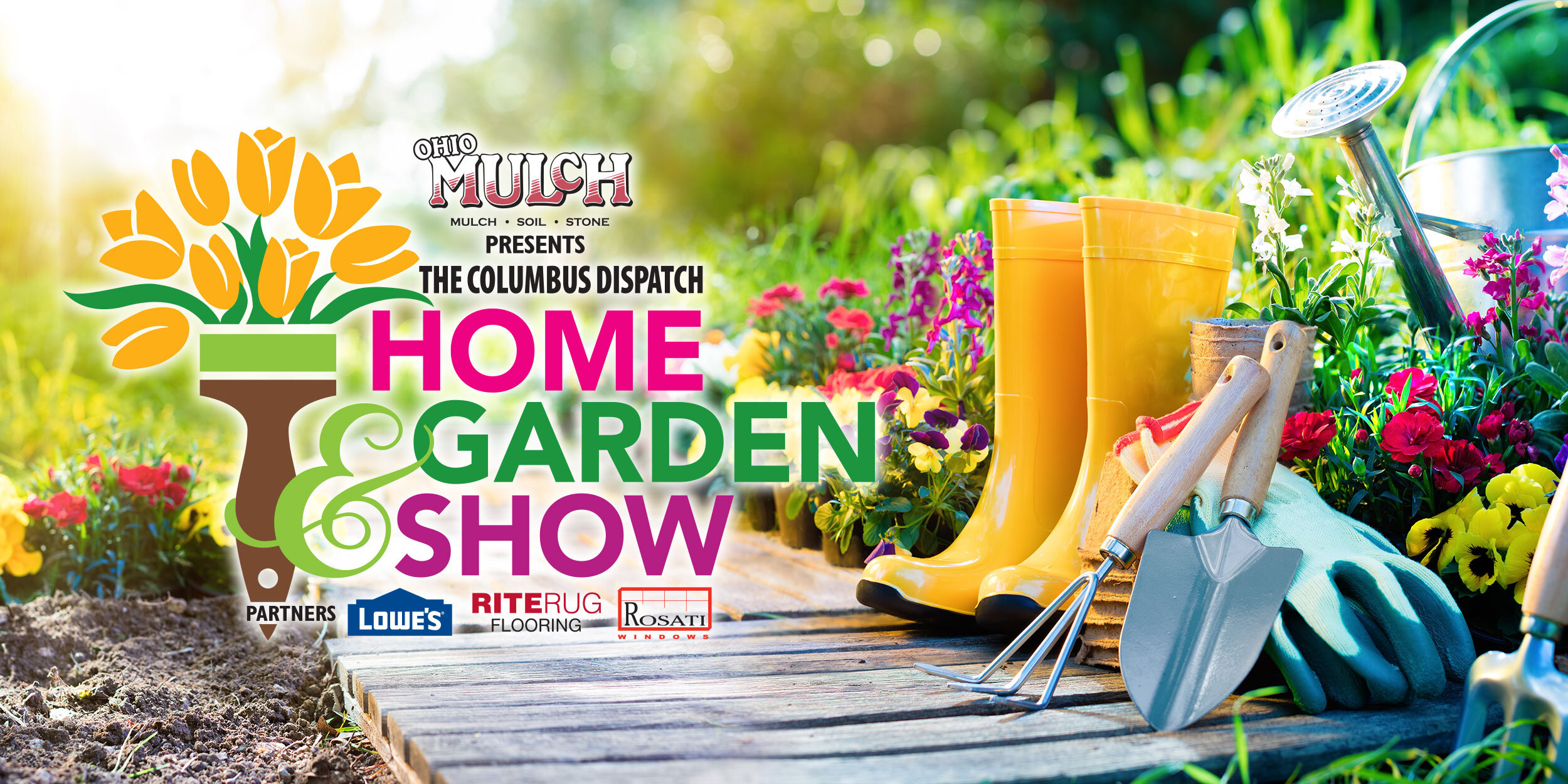 Columbus Home And Garden Show 2020.Spring Home And Garden Show Dispatch Shows