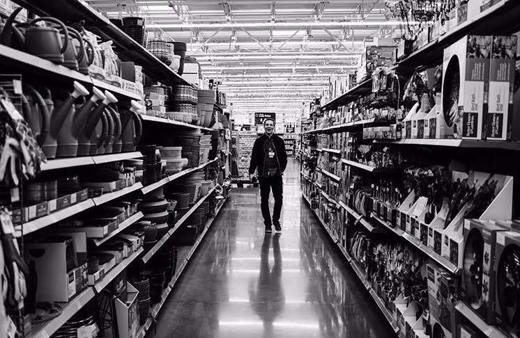 Zachary Lones, Walmart Associate