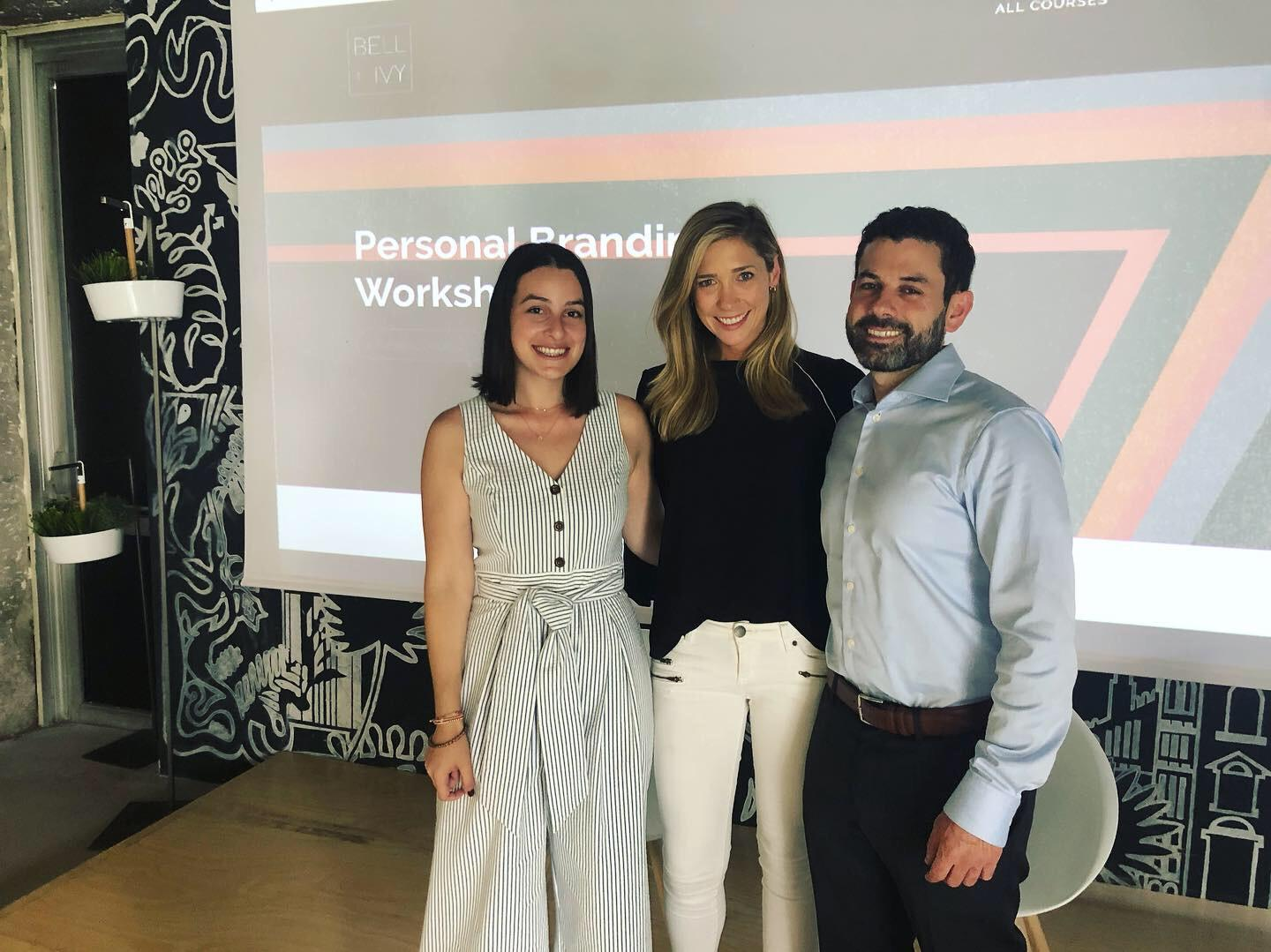 Personal Brand Workshop in Italy - Milan and Rome, June 2019