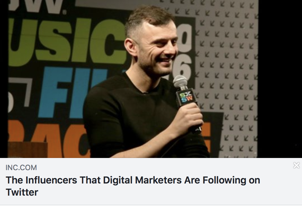 The Influencers That Digital Marketers Are Following on Twitter - INC. MAGAZINE