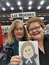 Sally and Pastor with Flat Wesley 02.jpg