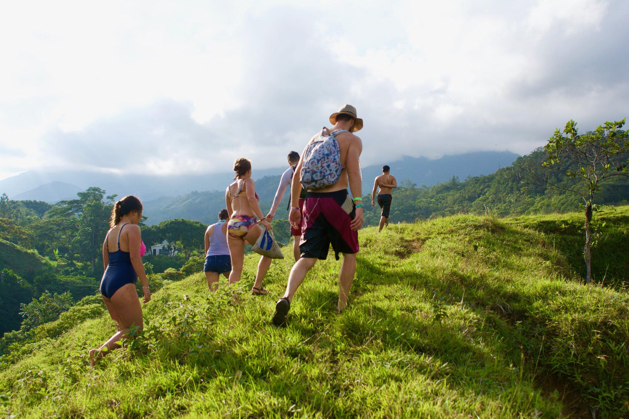 Exploring the Hills
