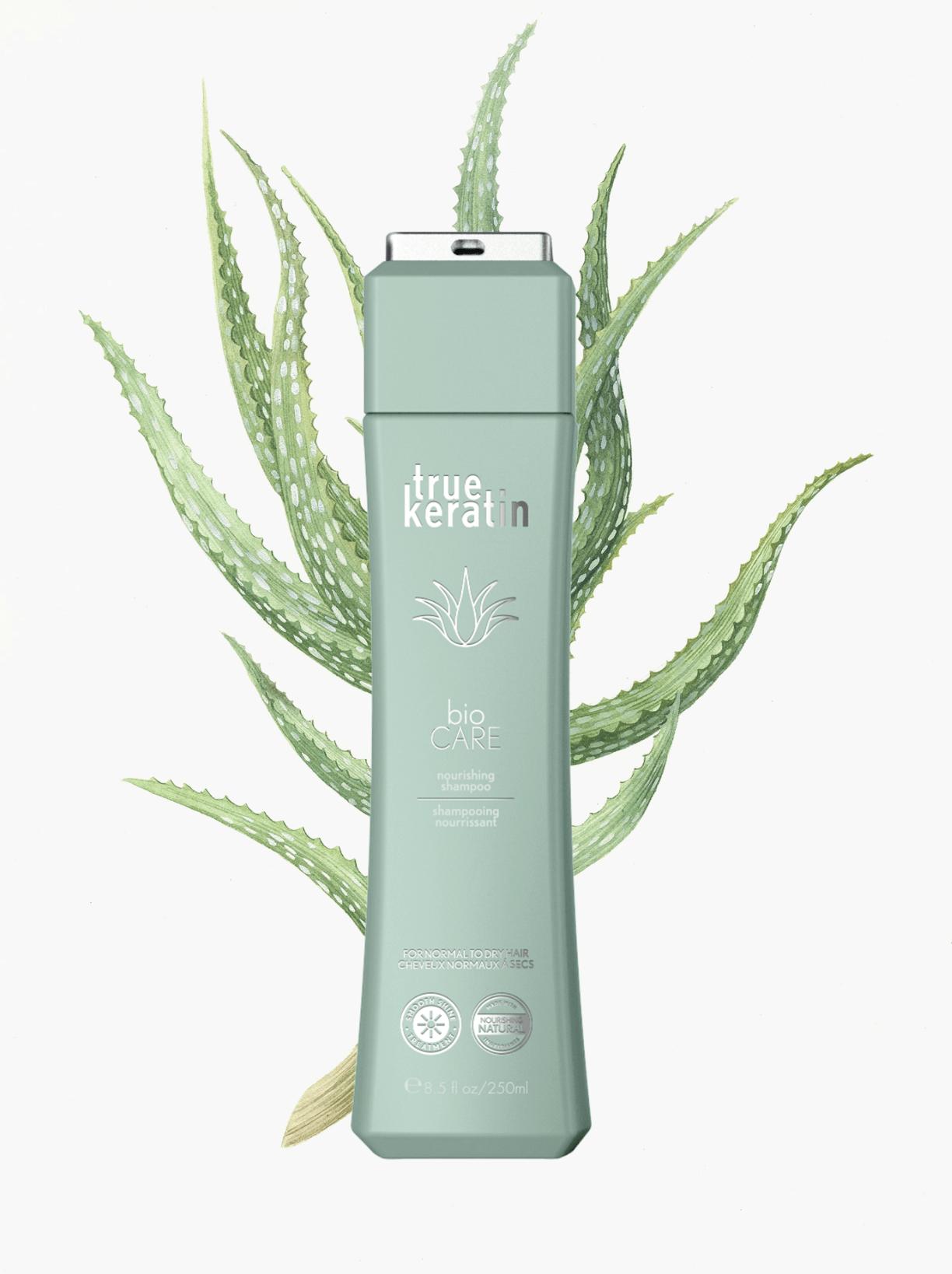 True Keratin bio care Nourishing Shampoo