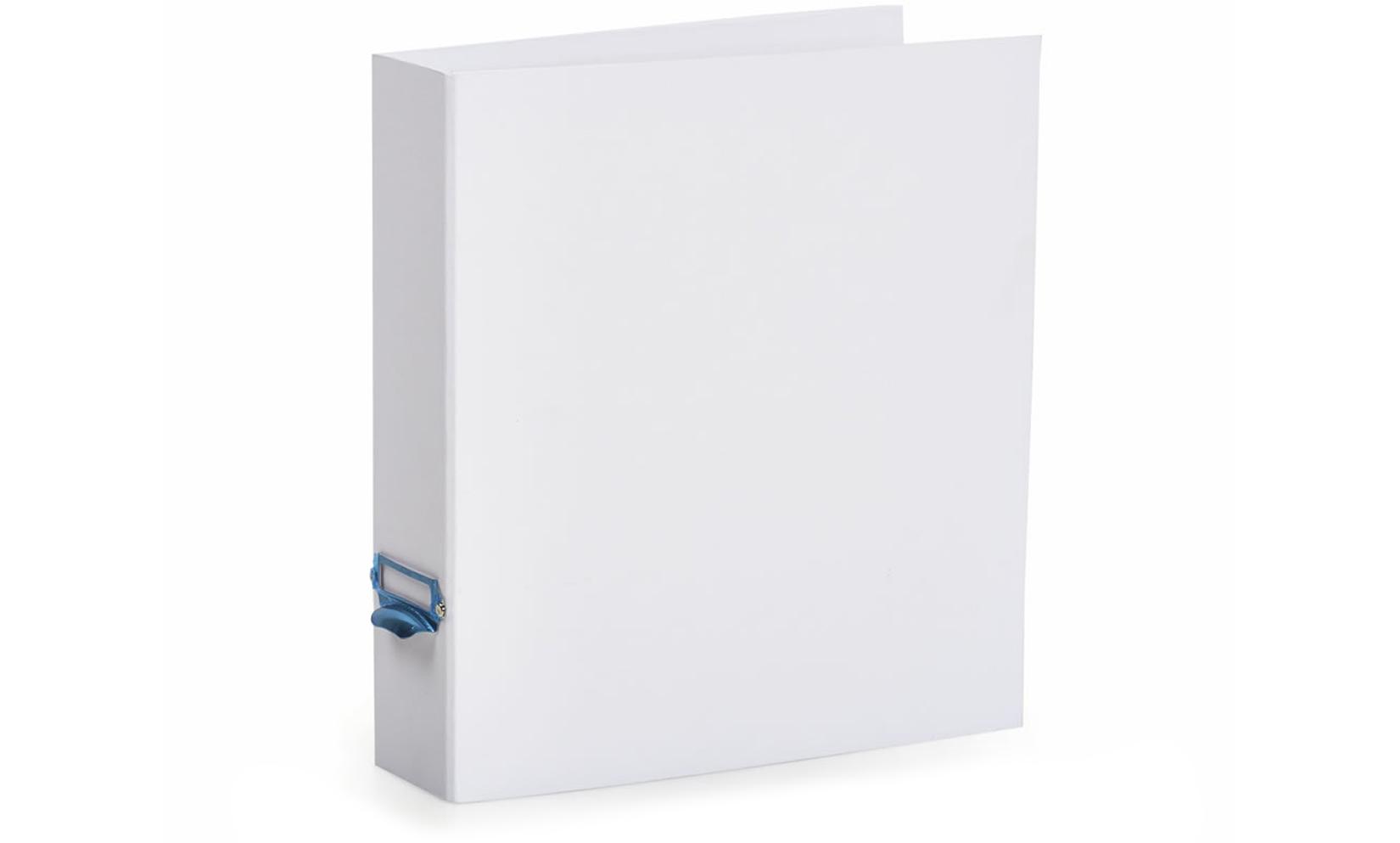 Wilko white lever arch file
