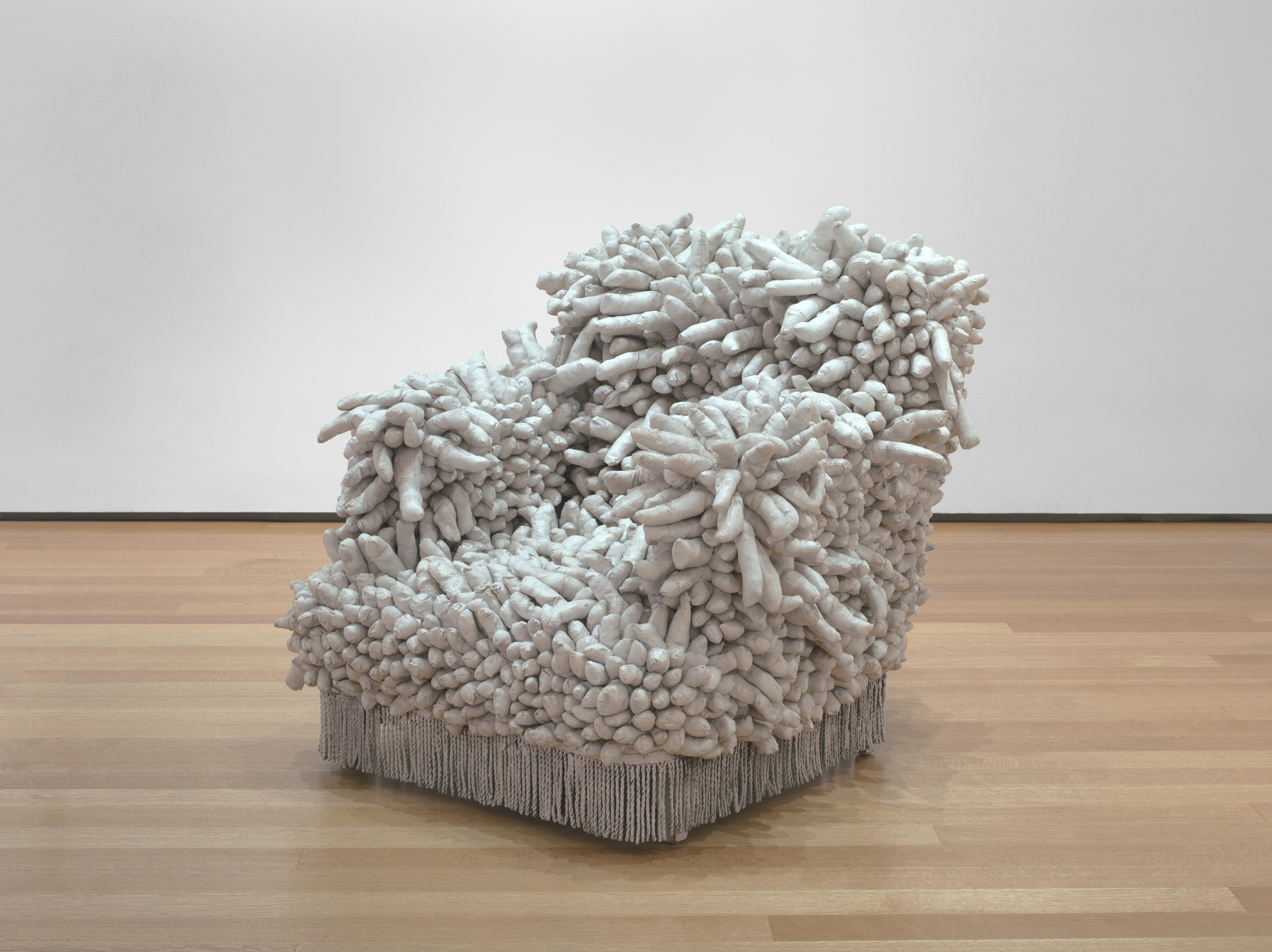 Accumulation No. 1 (1962) in the collection of Museum of Modern Art