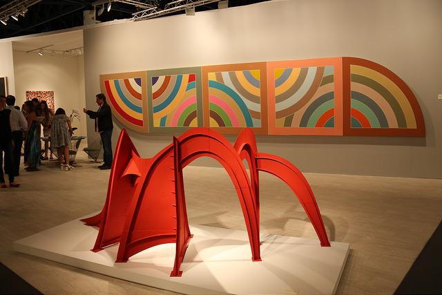 Art Basel Miami Beach (2015).