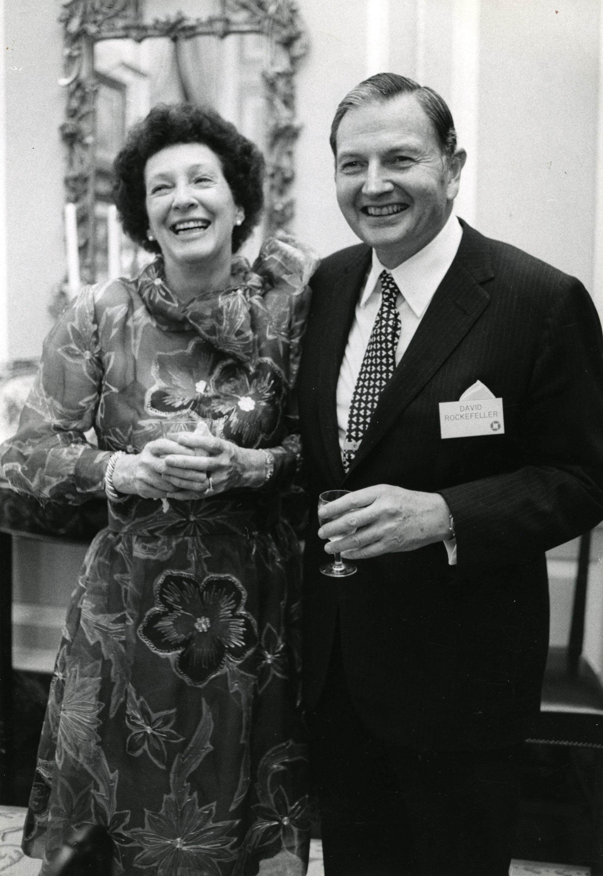 David Rockefeller on Art Collecting by Doug Woodham