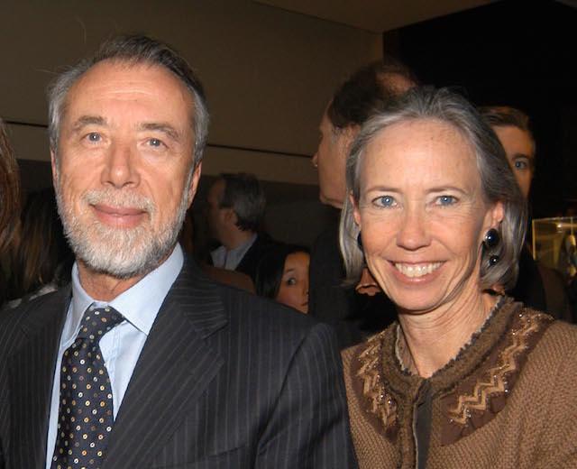 Domenico and Eleanore De Sole
