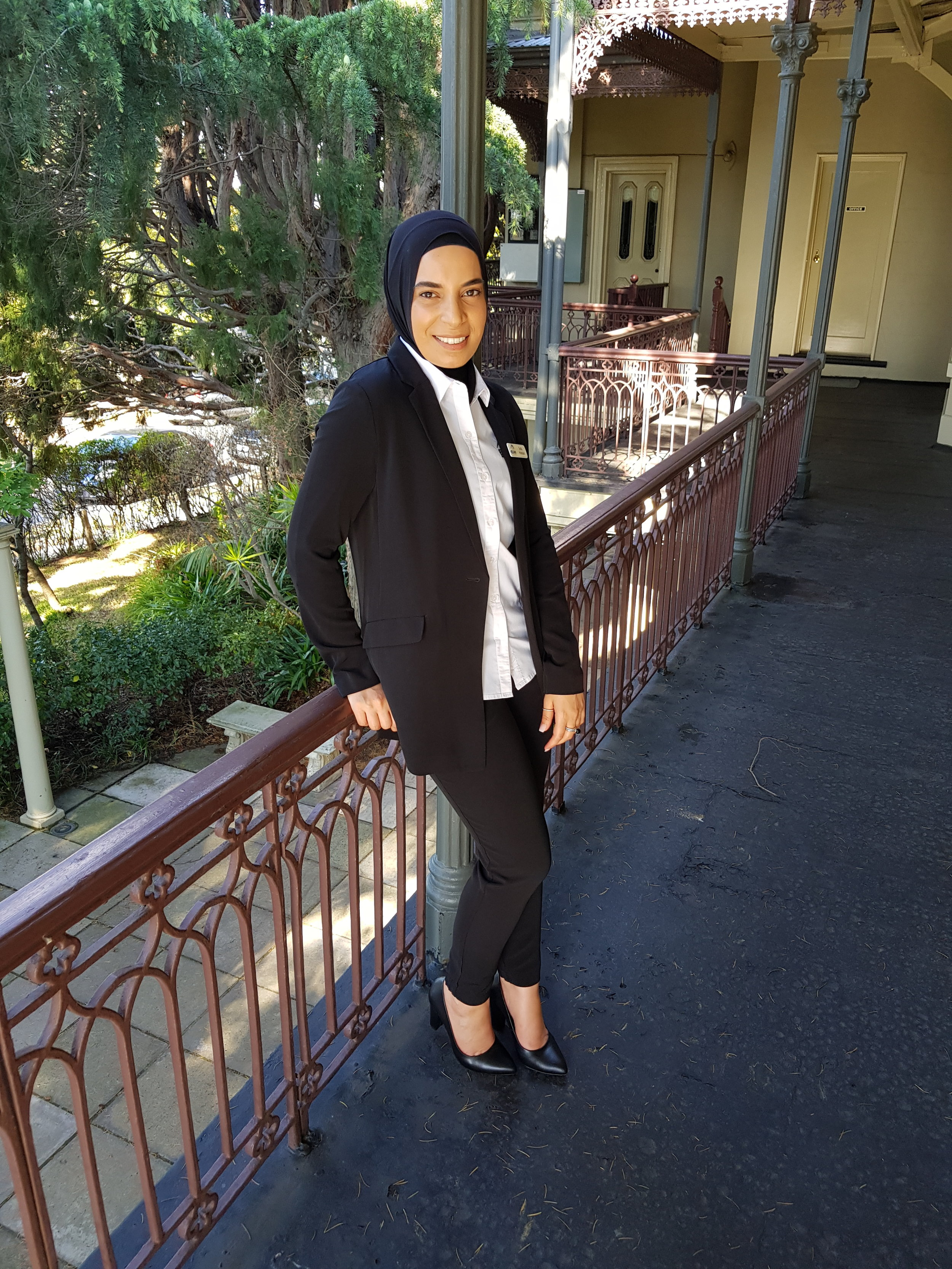 Safa Hassan - cLIENT SERVICE MANAGER