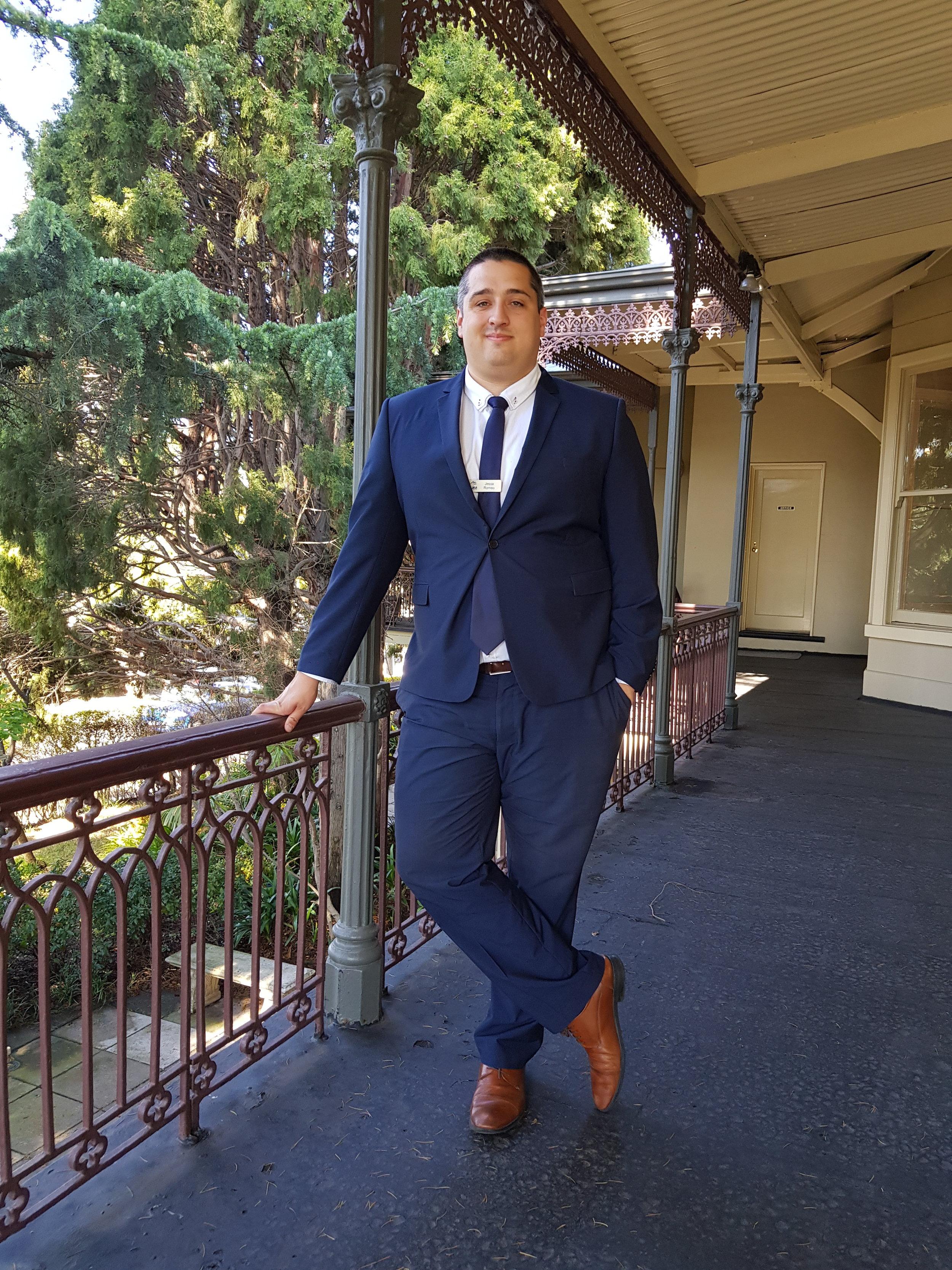 Jesse Romeo - Adviser  EMAIL: j.romeo@ejm.com.au  MOBILE: 0433 553 024