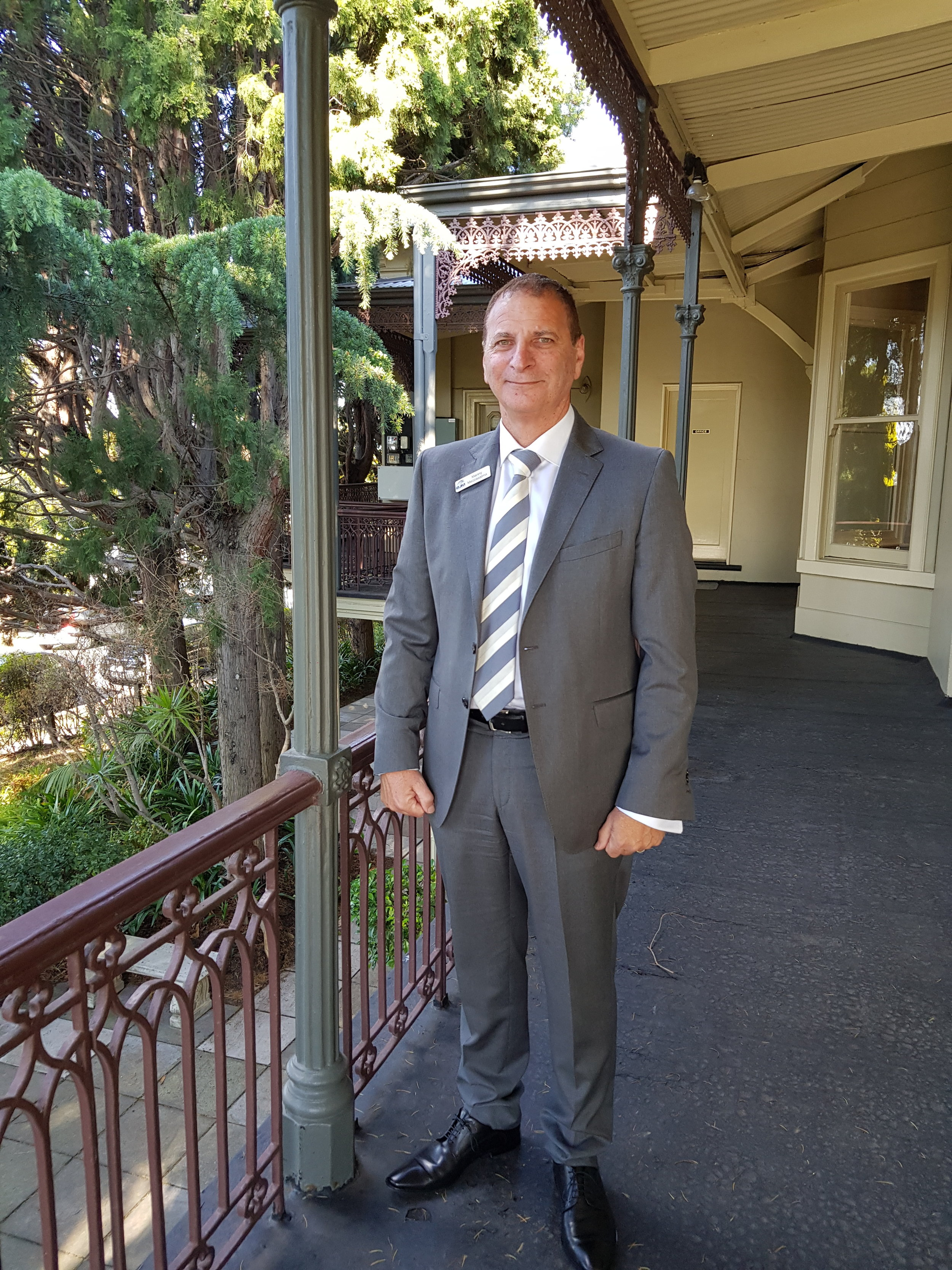 Manny mezzasalma -CEO, Adviser  Email: m.mezzasalma@ejm.com.au  Mobile: 0433 140 411