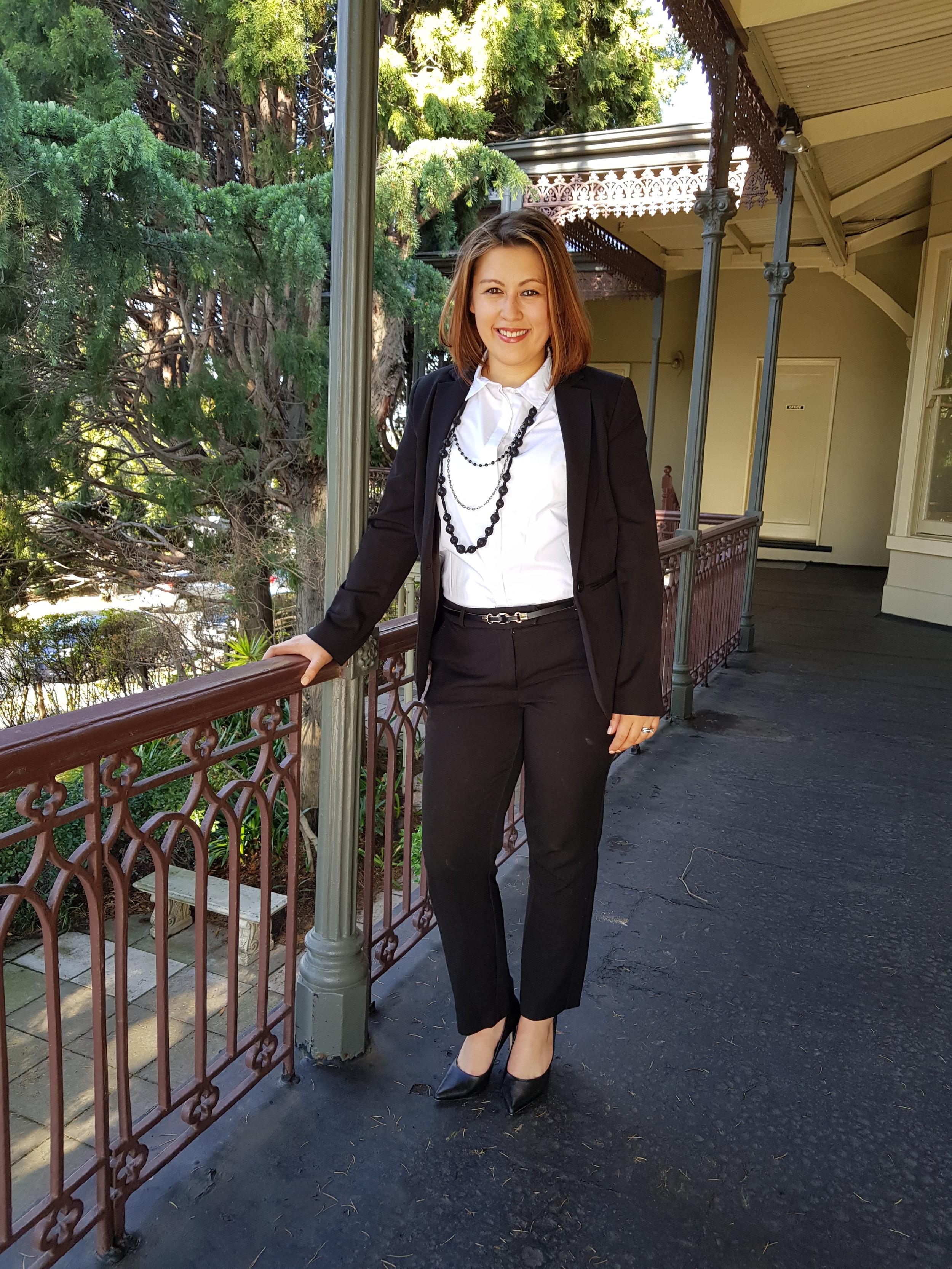 Charlene Haidar - credit adviser  EMAIL: c.haidar@ejm.com.au  MOBILE: 0450 326 845