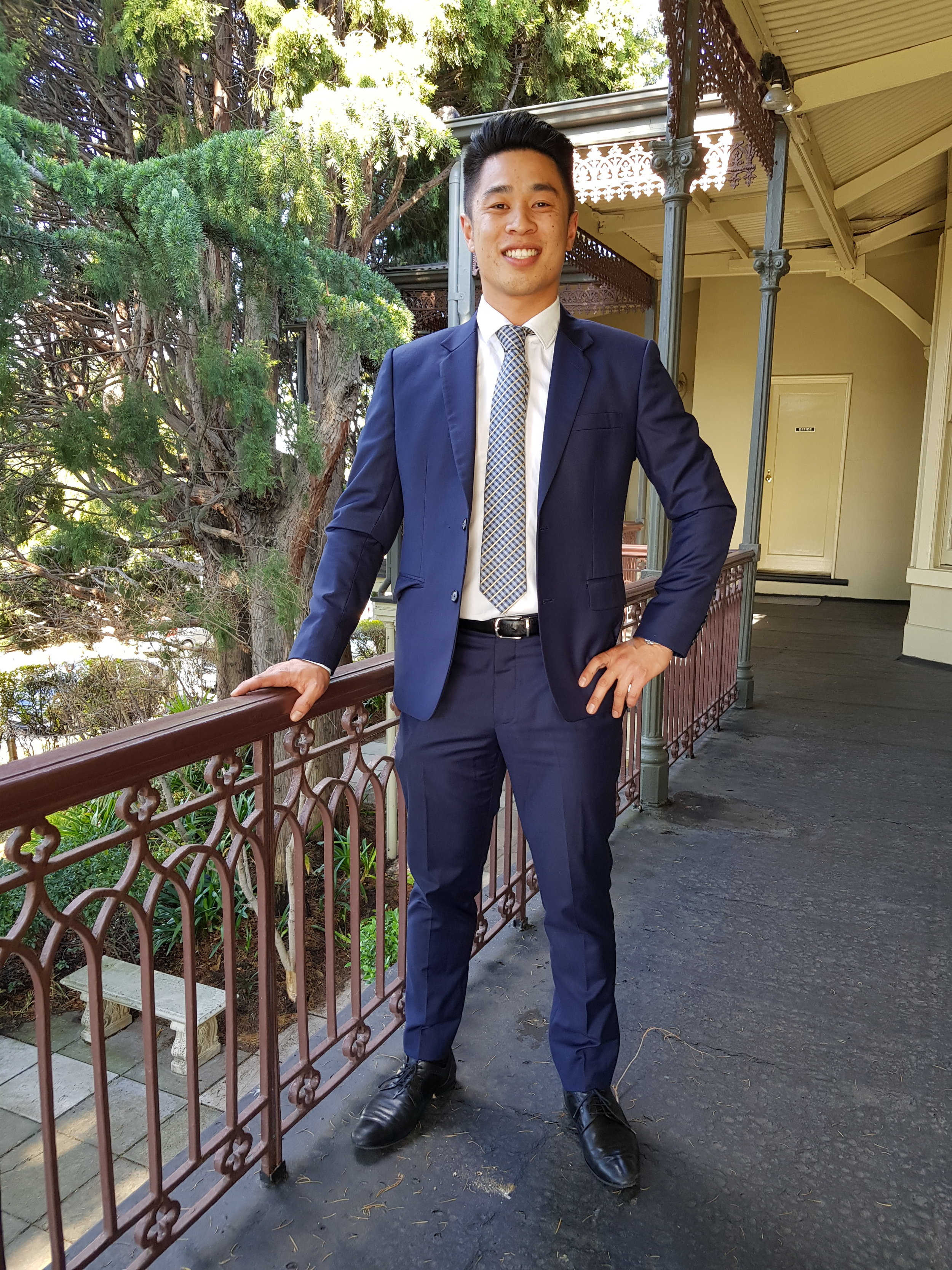 jason tang - cLIENT SERVICE MANAGER