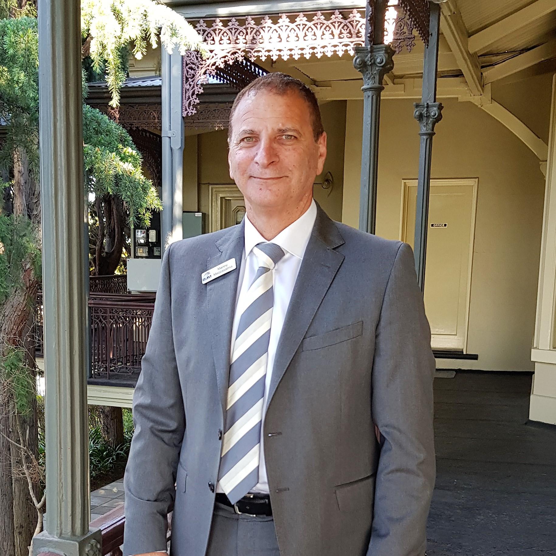 Manny Mezzasalma - CEO