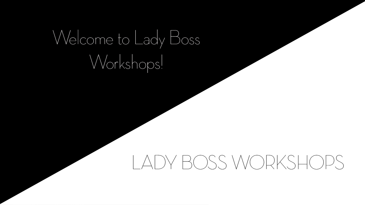 lady boss workshops business tips and advice for female photographers and creative entrepreneurs