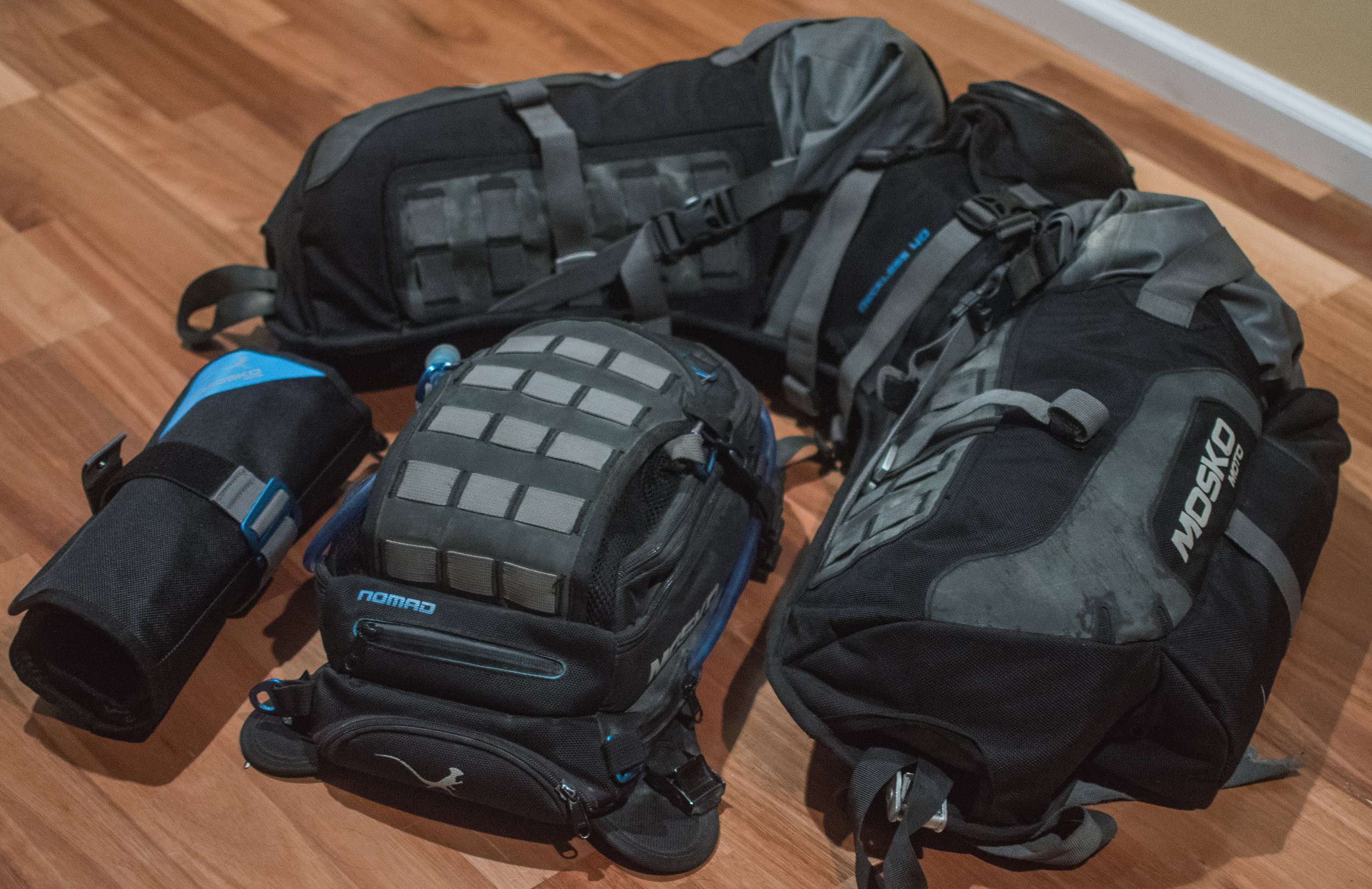 Mosko Moto Luggage