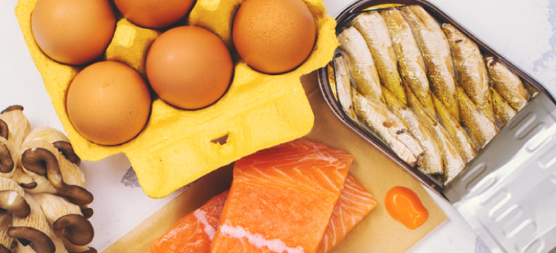 Examples of Foods High in Vitamin D