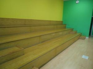 Gallery, black belt classroom