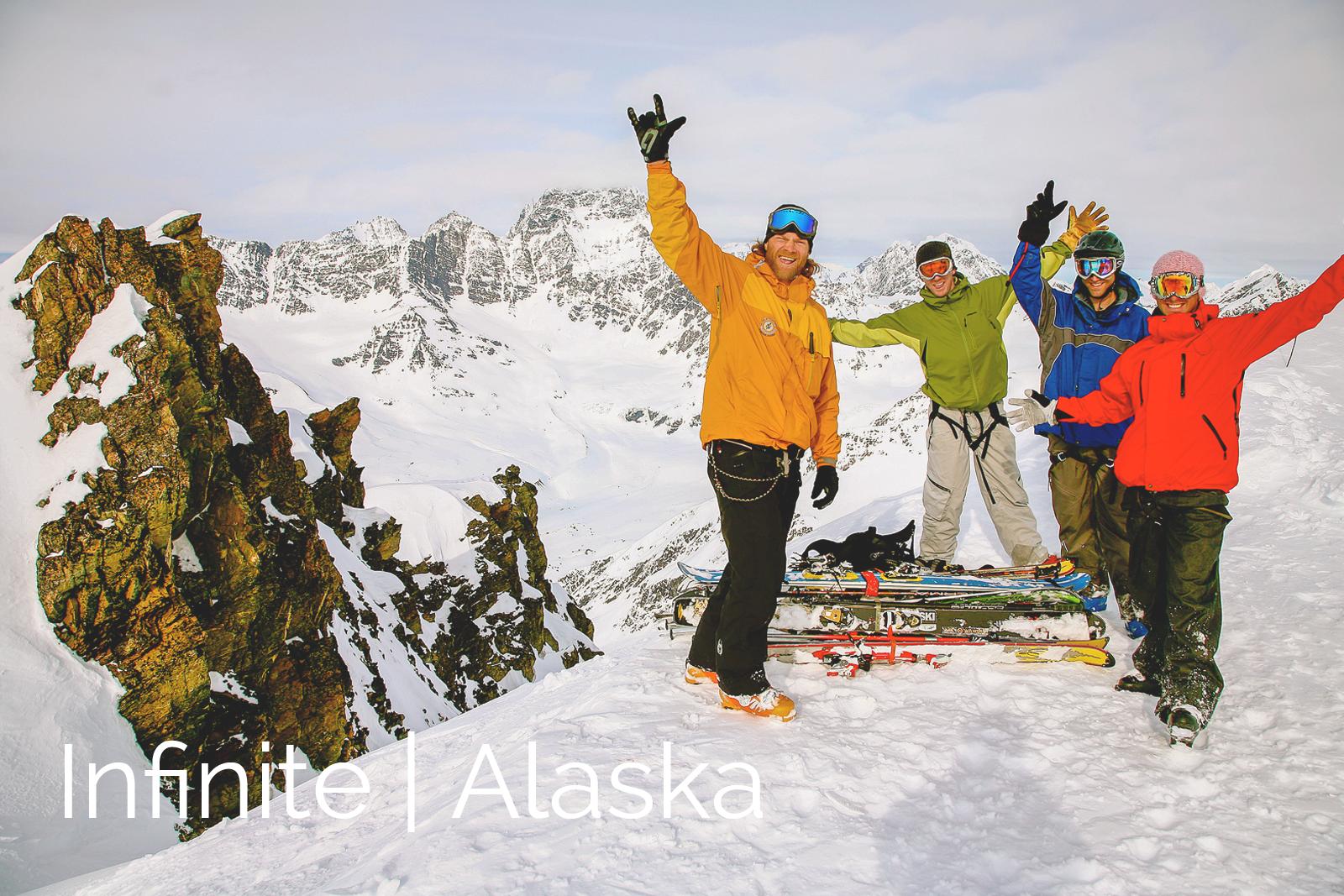 Infinite | Alaska