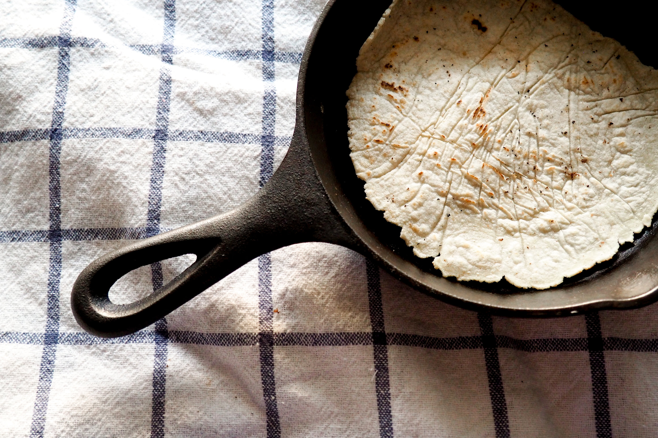Corn Tortilla Recipe