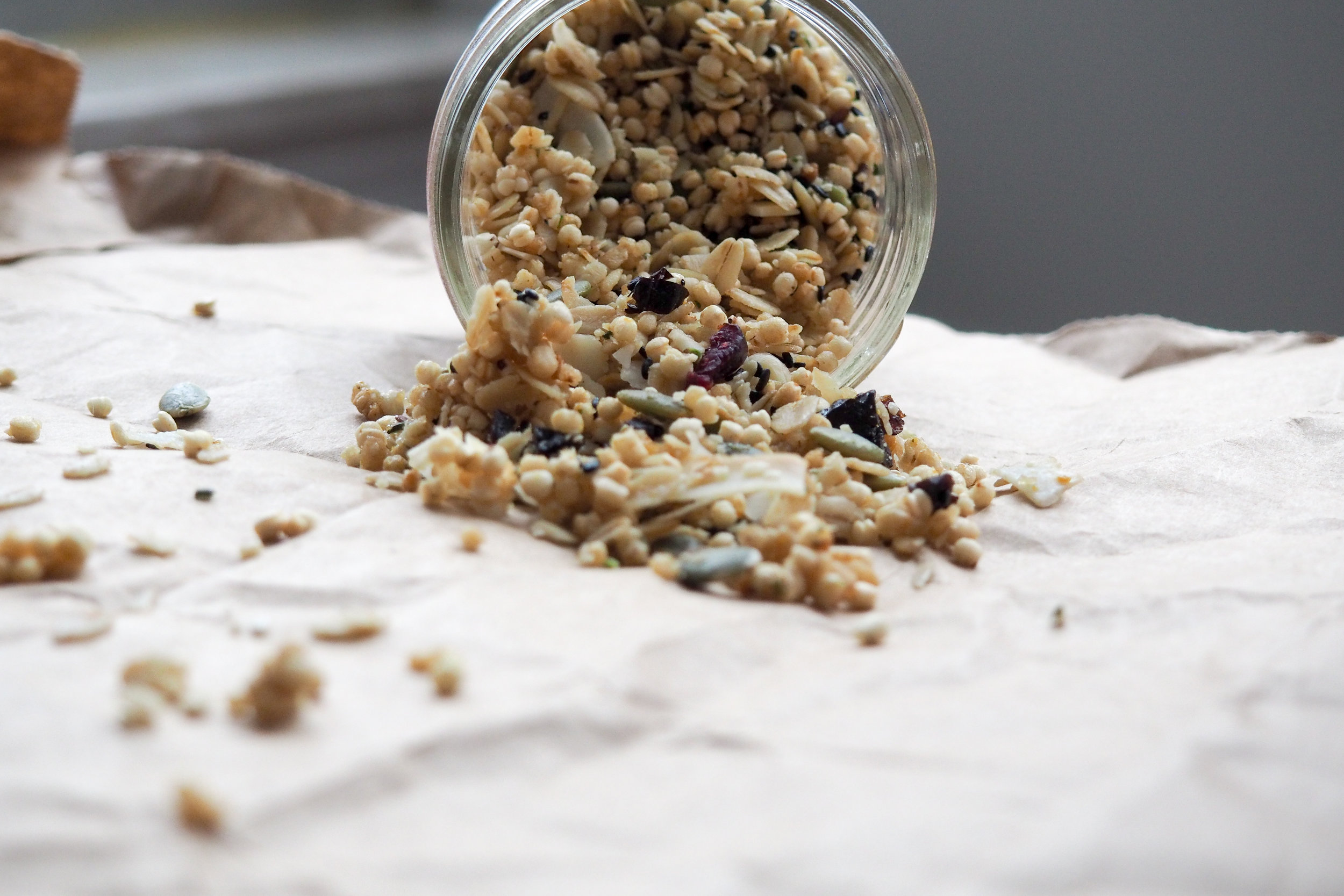 Kitchen Table Granola