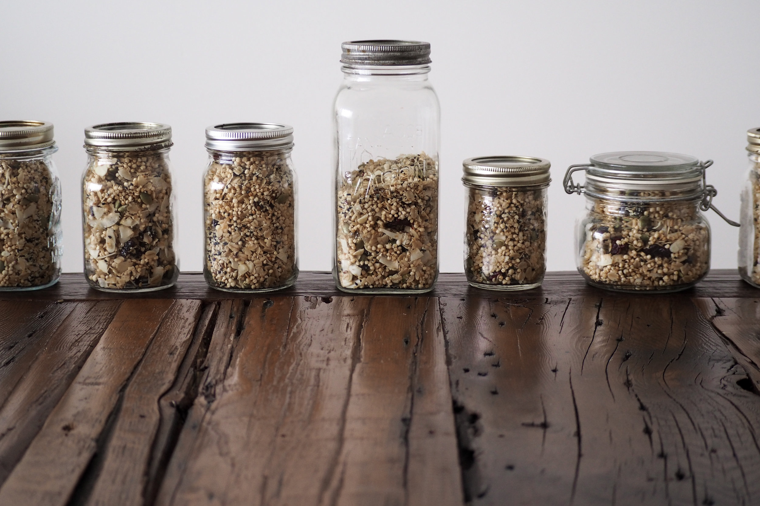 Kitchen Table Granola Recipe