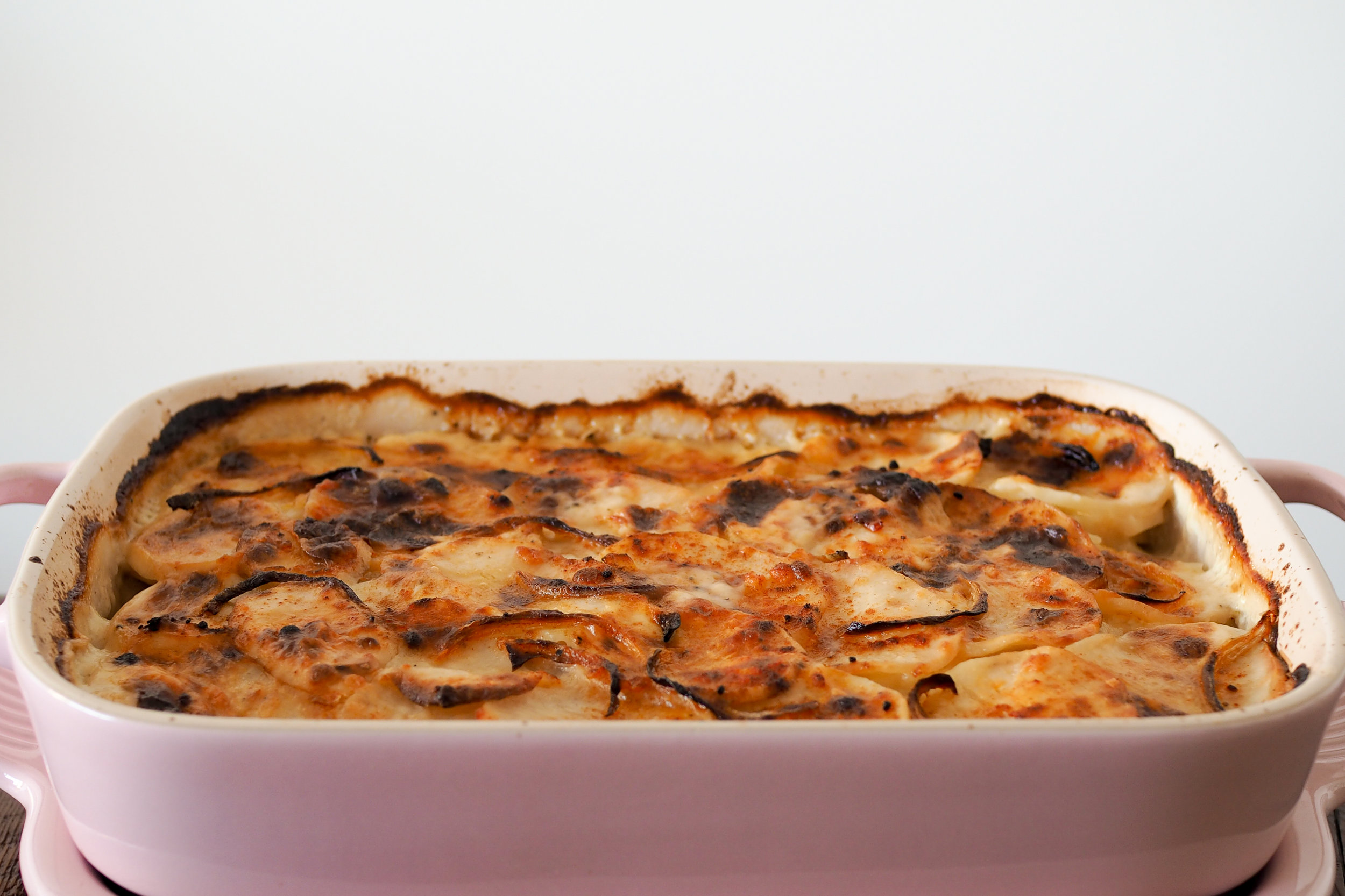 Scalloped Potatoes Recipe