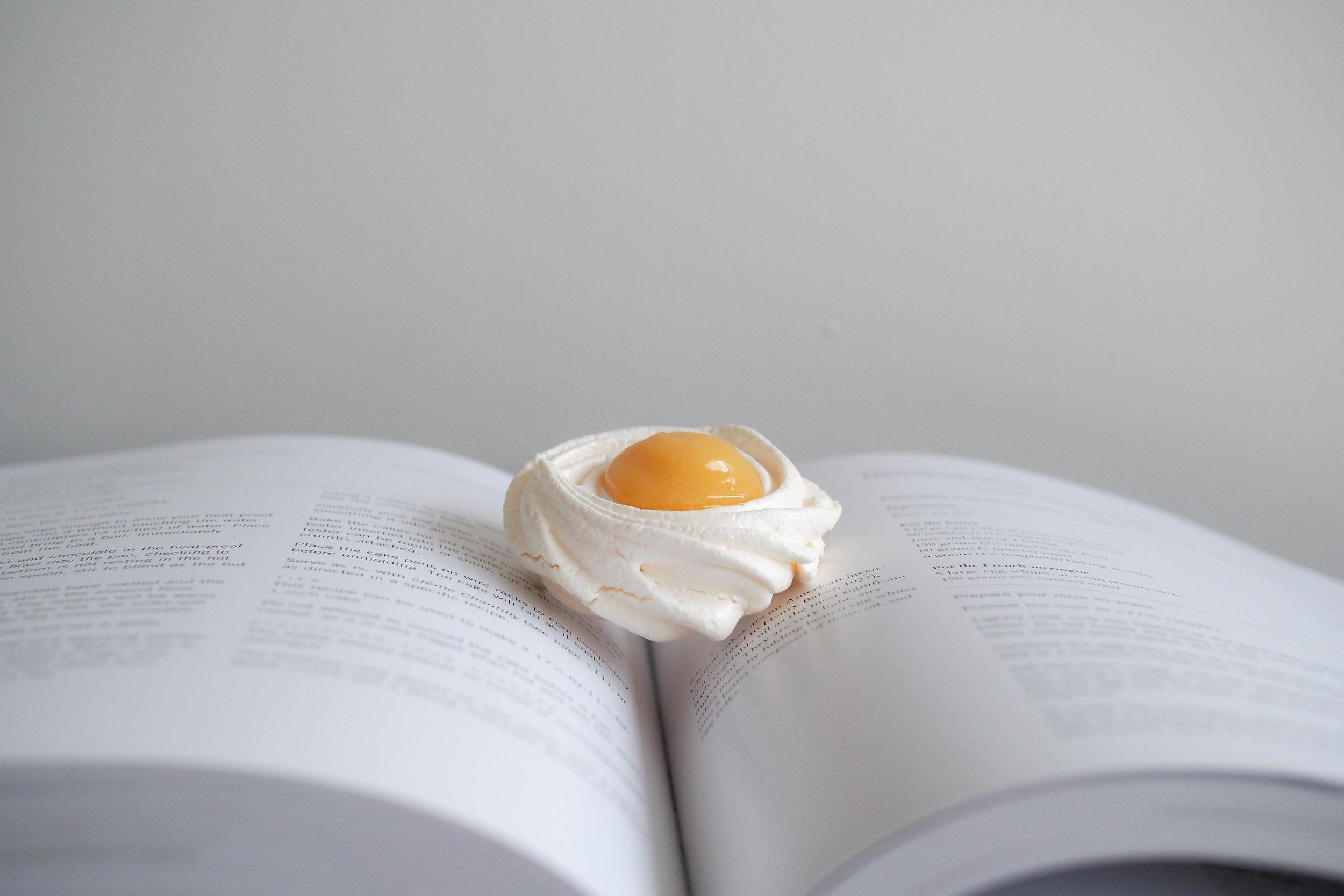 Lemon Meringue Nest Recipe