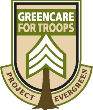 green care for troops logo