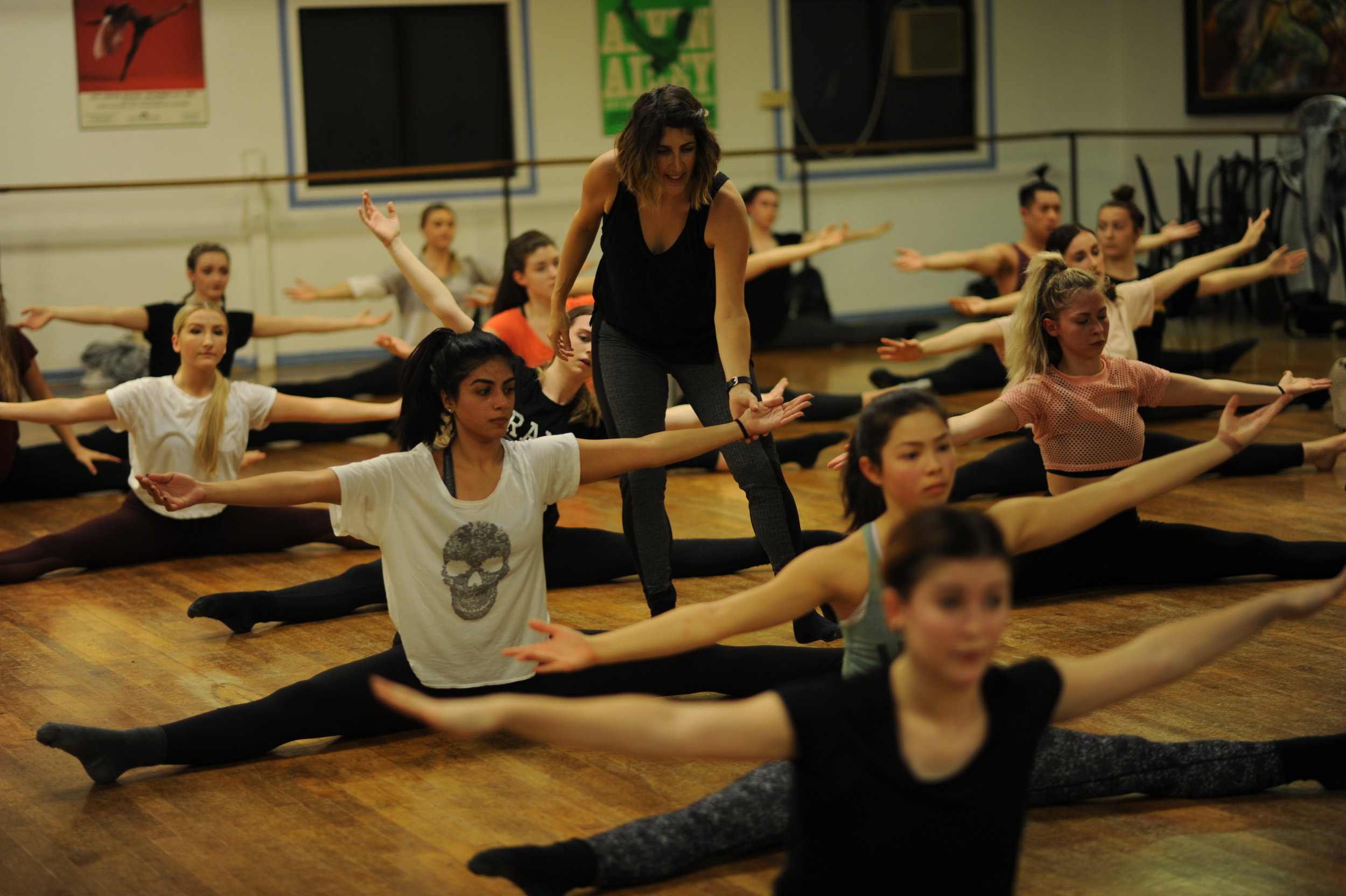 Moe Brody Teacher Harbour Dance Centre